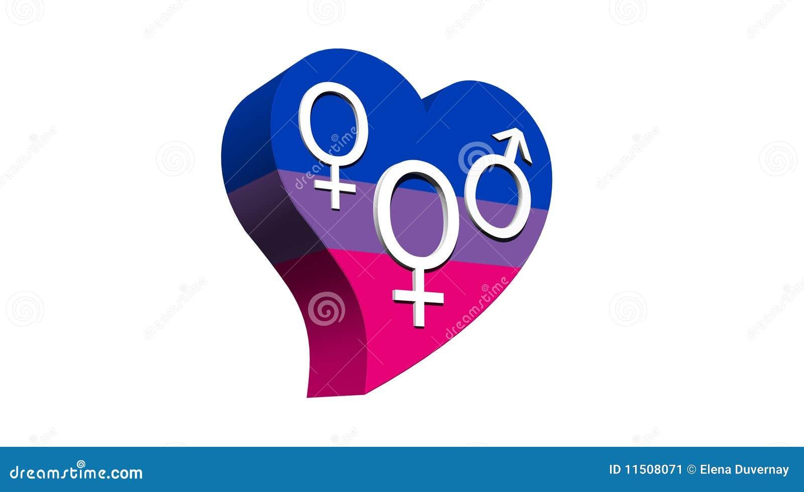 Мужская бисексуальная любовь