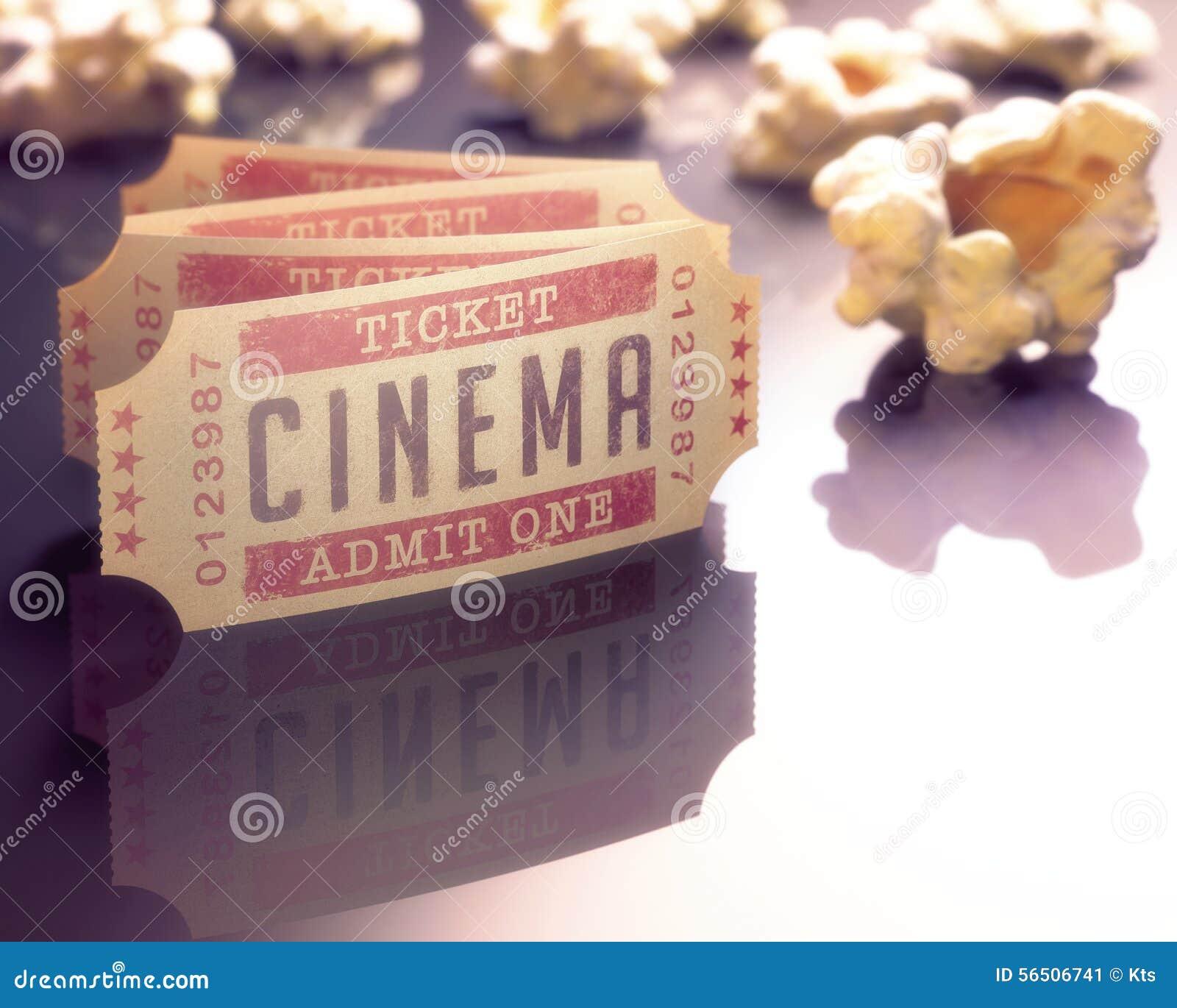 Билет кино