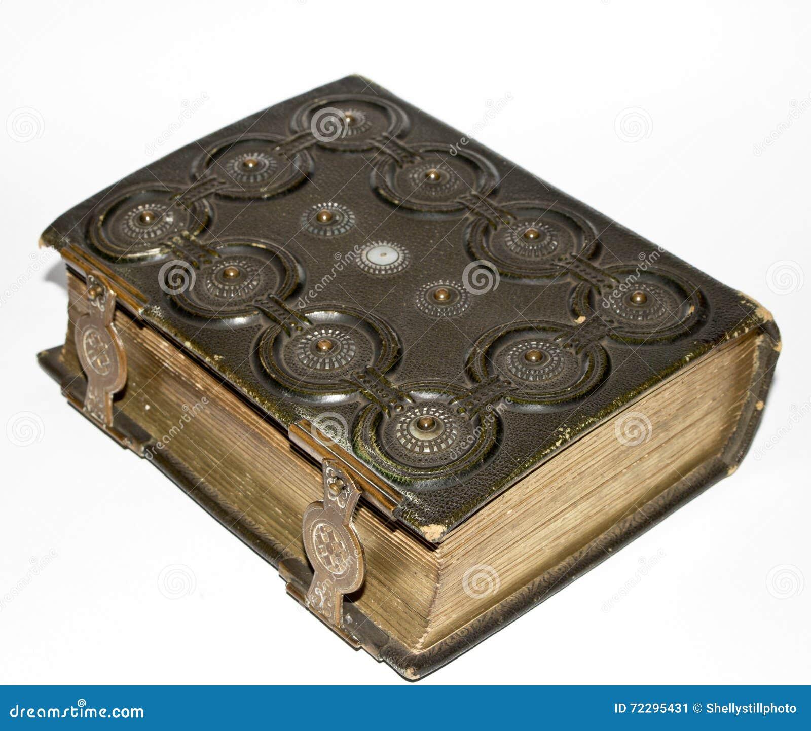 Download Богато украшенная винтажная библия Стоковое Изображение - изображение насчитывающей vintage, вероисповедание: 72295431