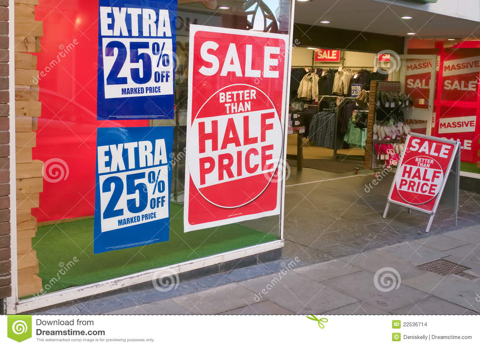 более лучшее сбывание половинного цены чем
