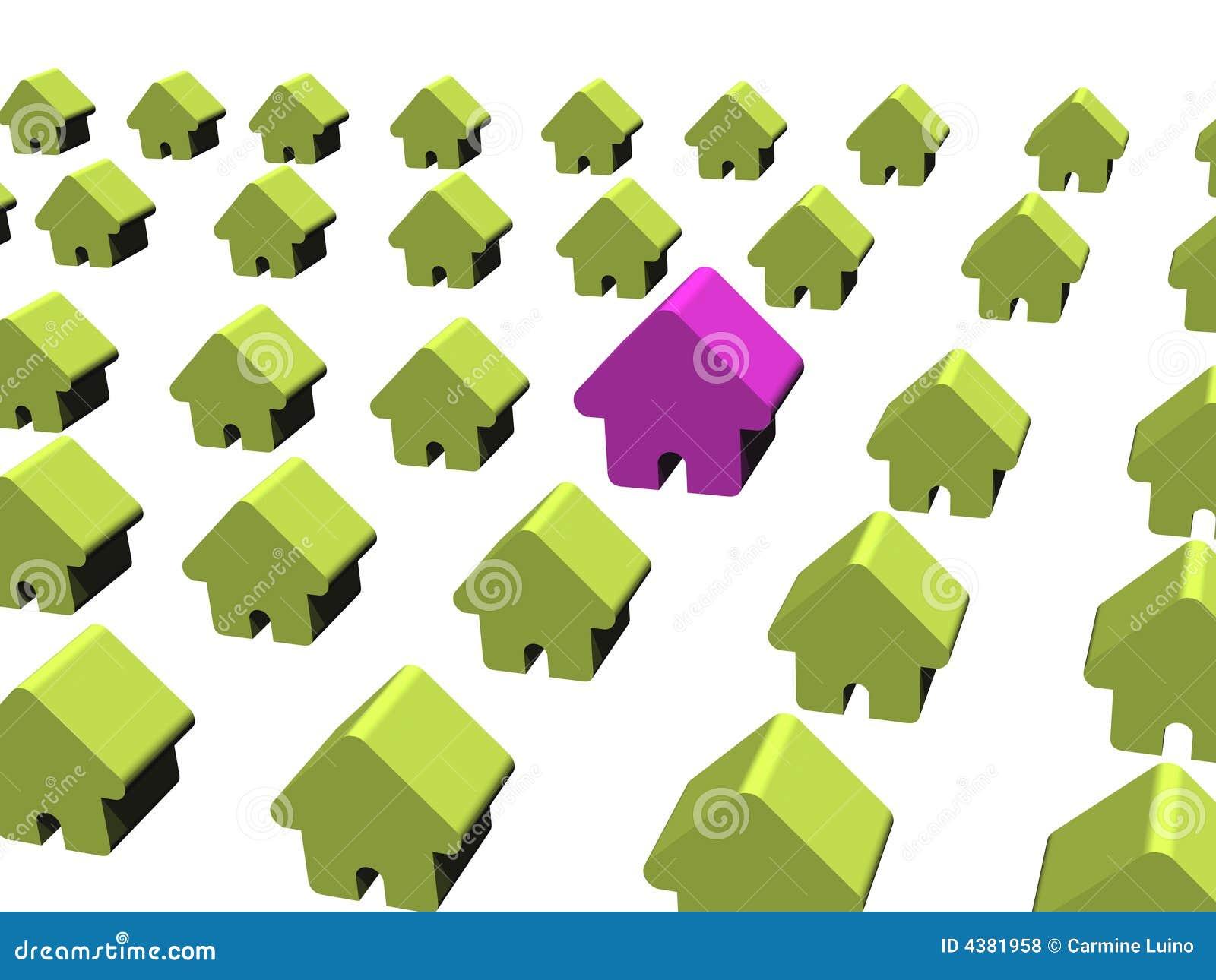 большая дом очень