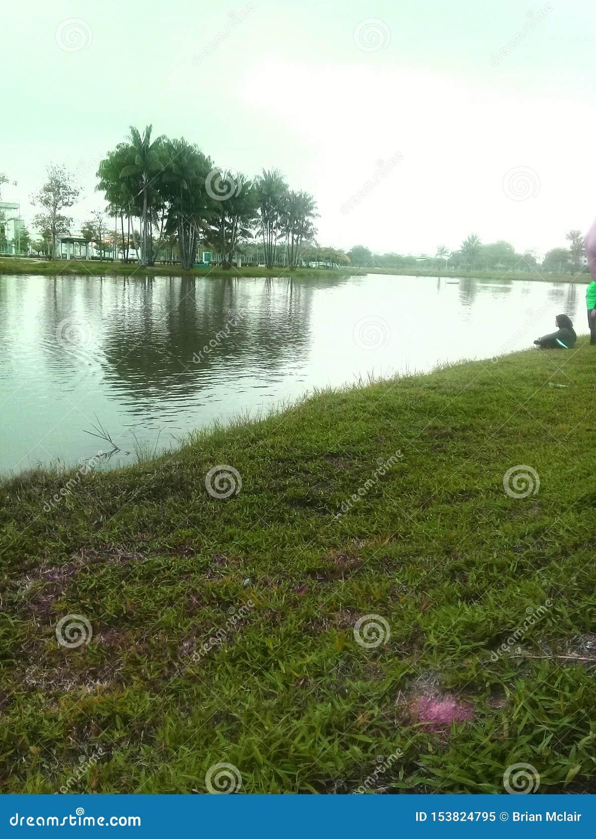 Большее озеро