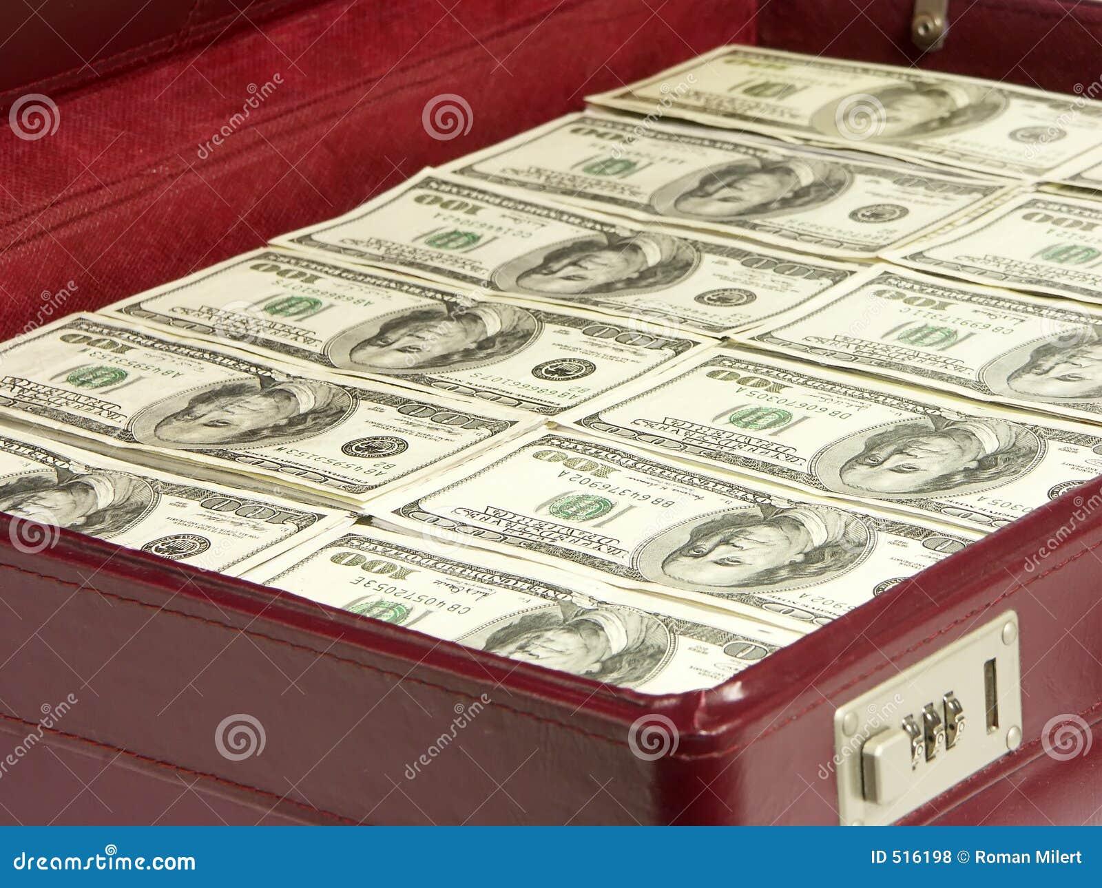 большие наличные деньги