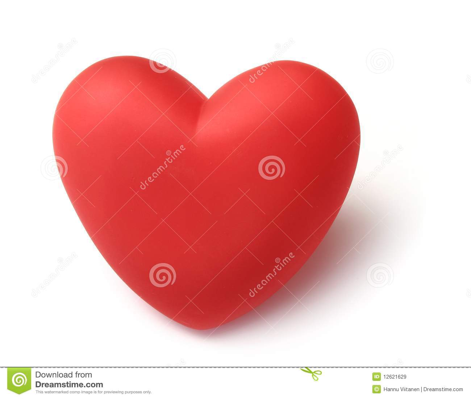 большое Валентайн сердца