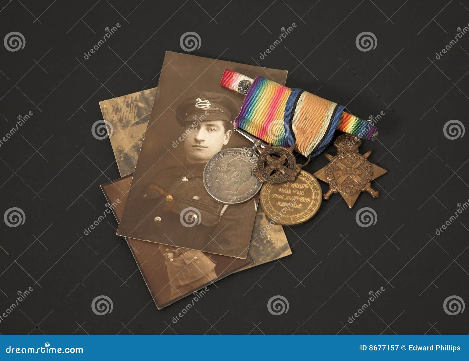 большое война ветерана