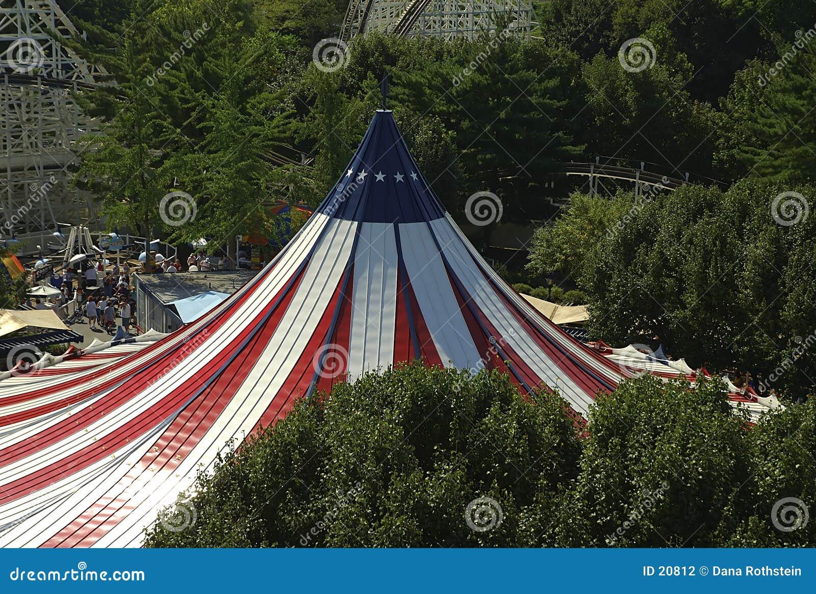 большой шатер