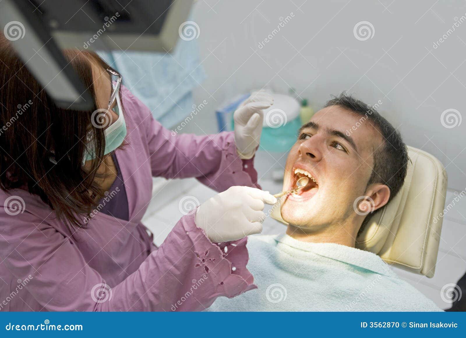 боль дантиста