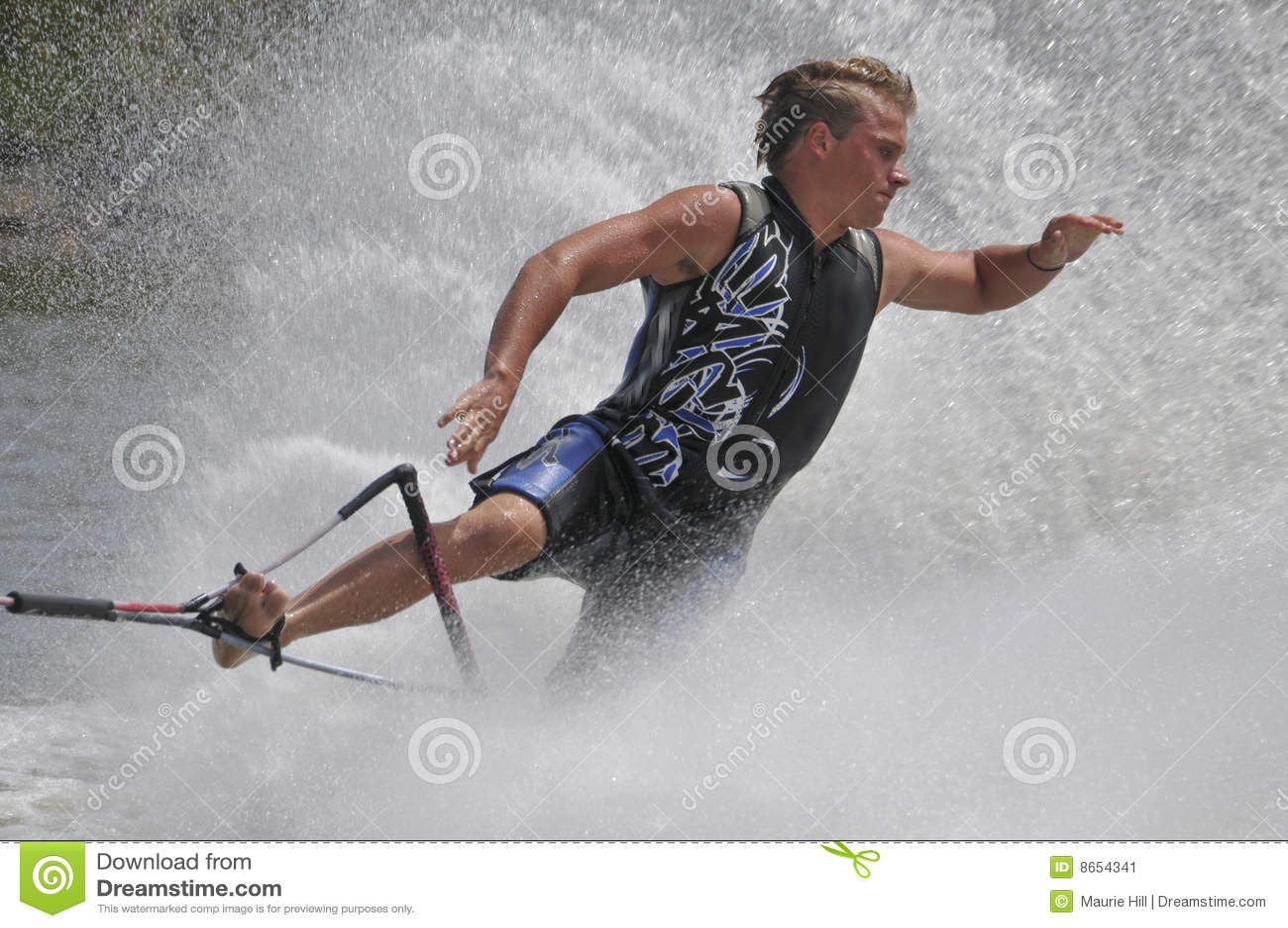 Лыжники в мокрой одежде — img 14