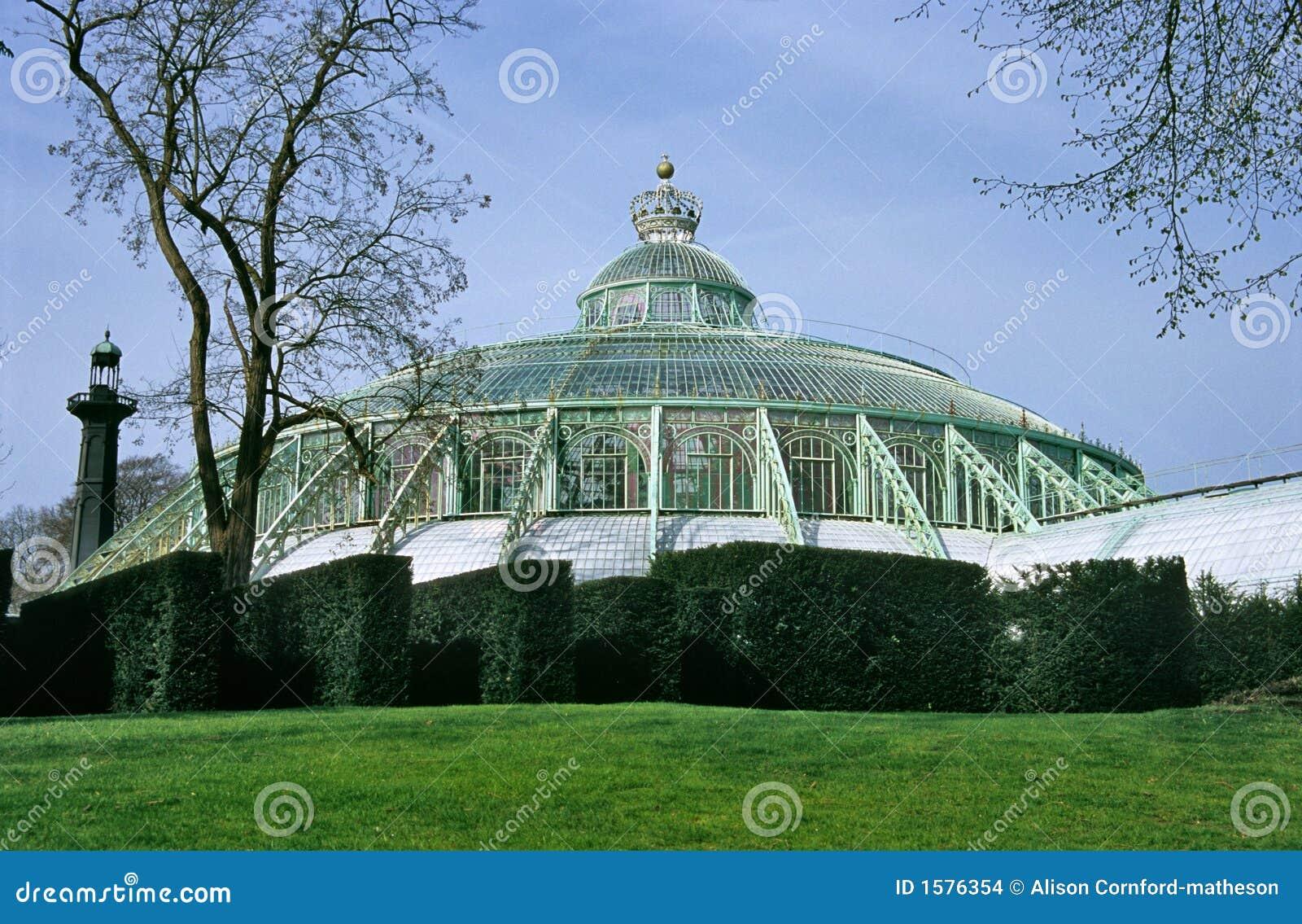 ботанические сады королевские