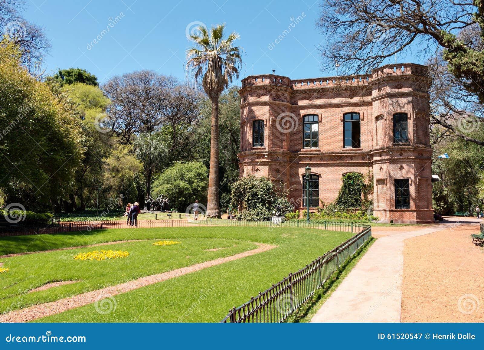 Ботанический сад, Буэнос-Айрес Аргентина