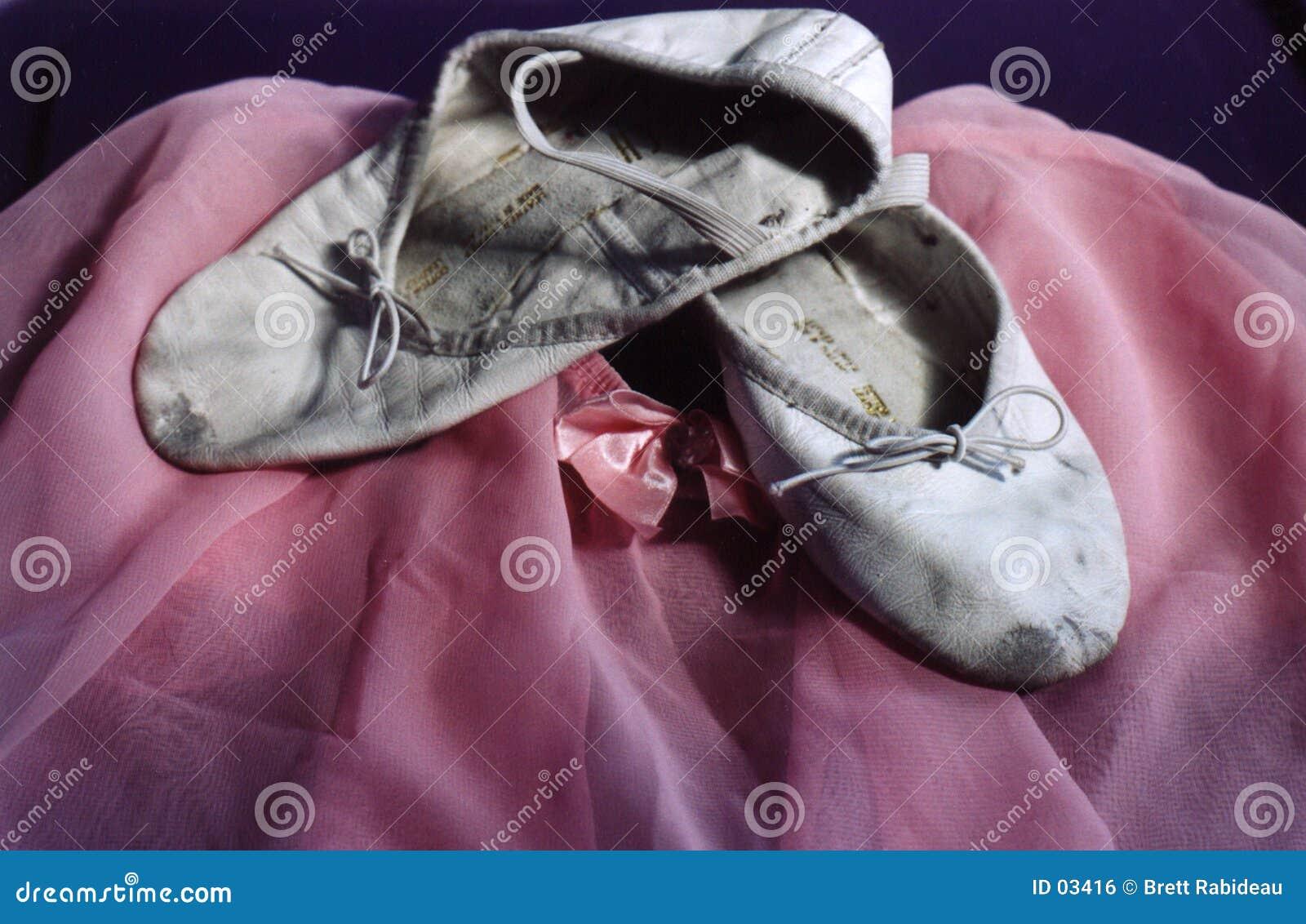 ботинки балета