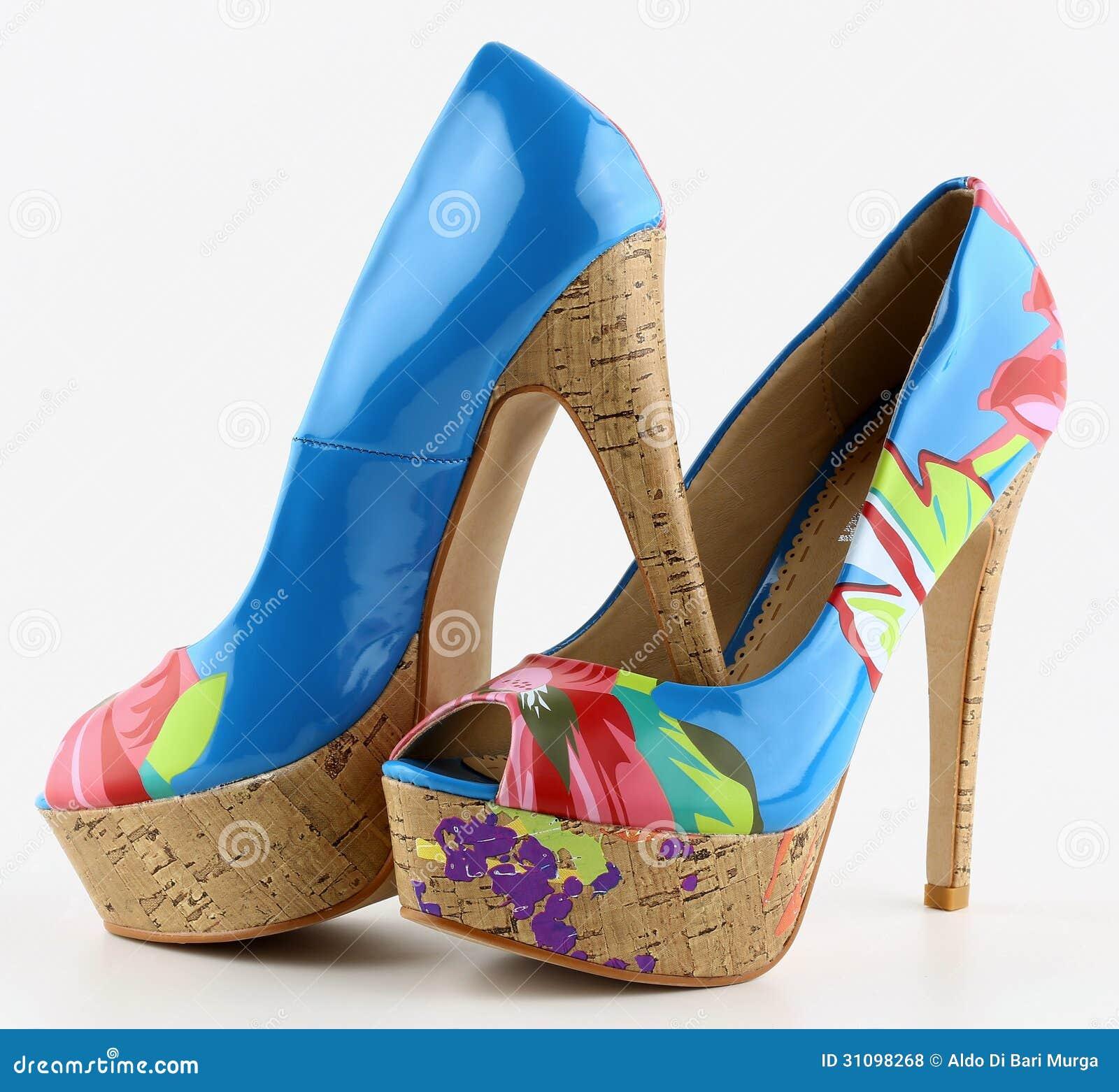 Ботинки женщин