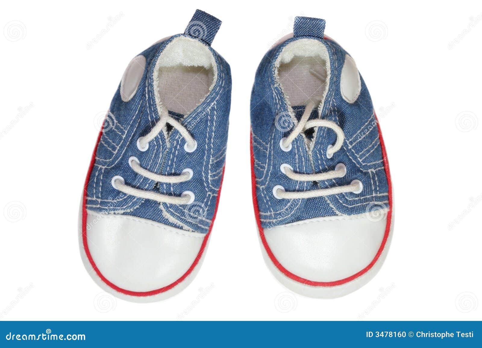 ботинки младенца