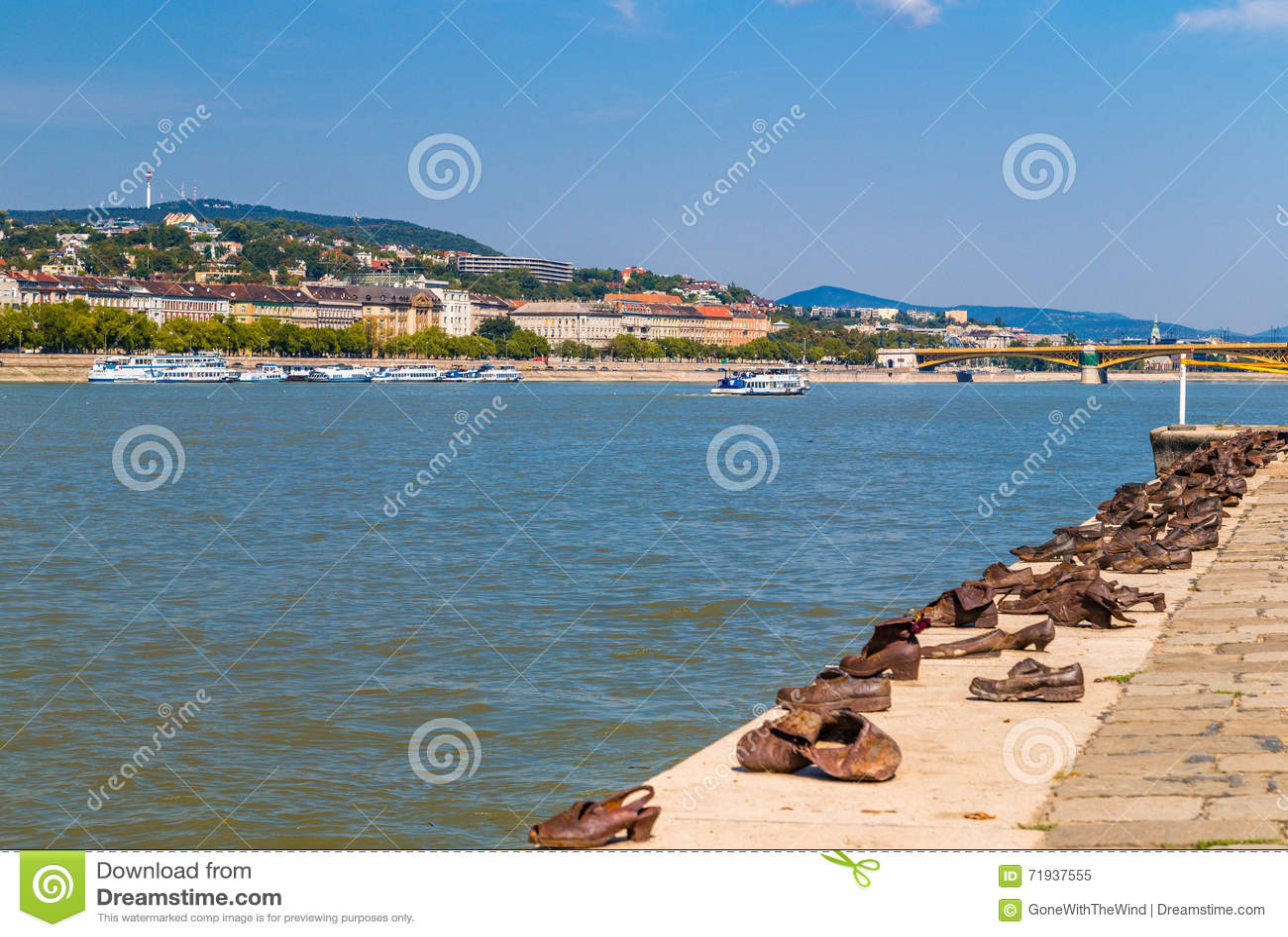 Ботинки на променад Дуна