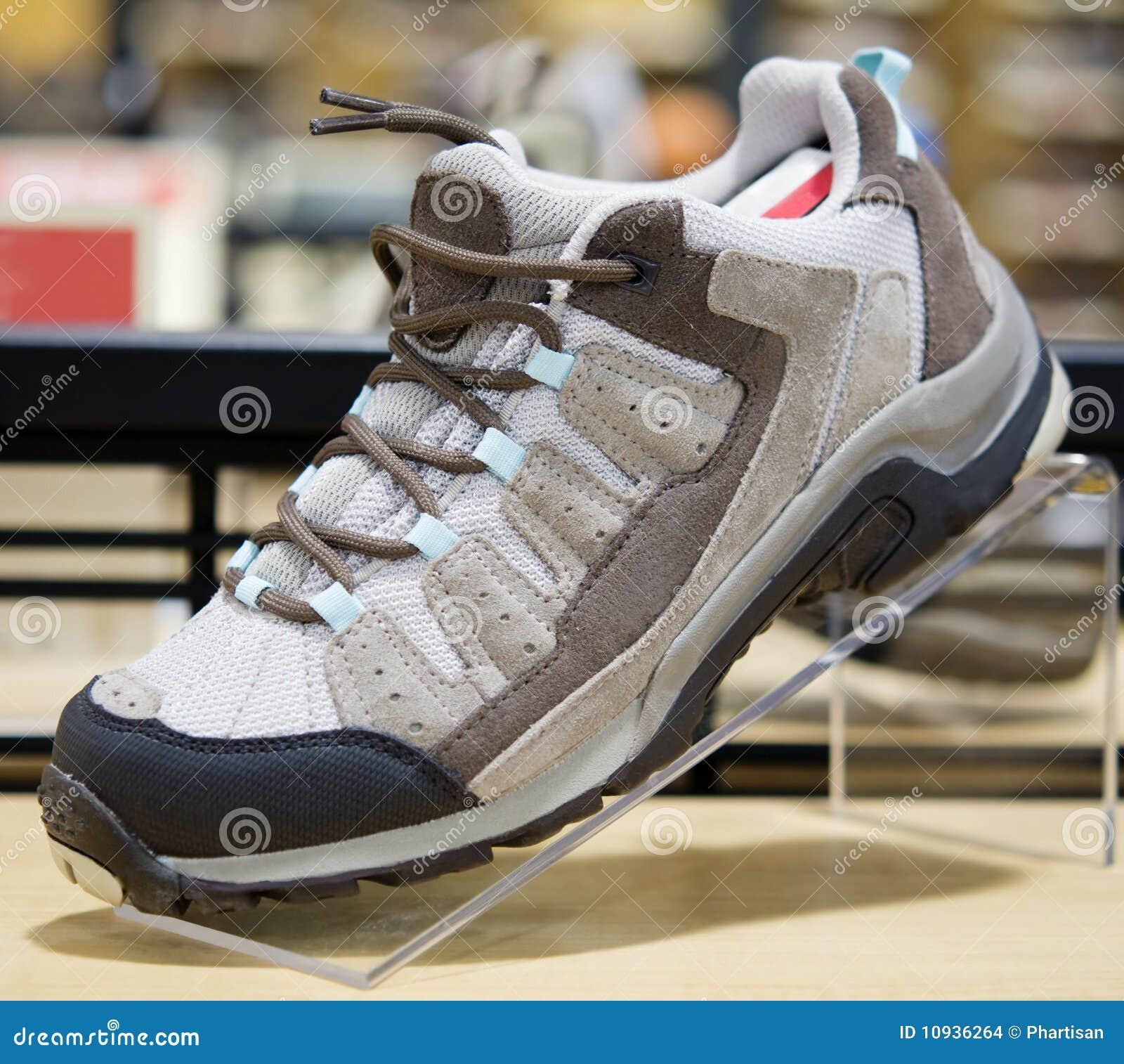 ботинки hiking гора