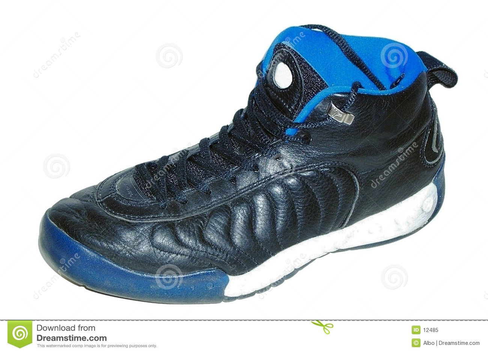 ботинок баскетбола 2