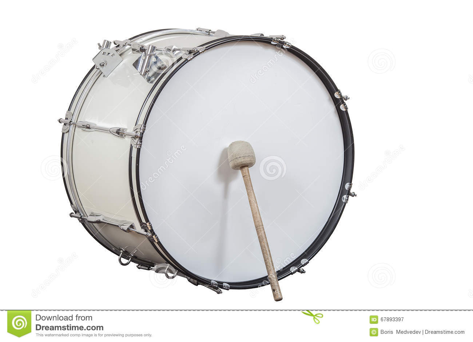 большой барабанчик