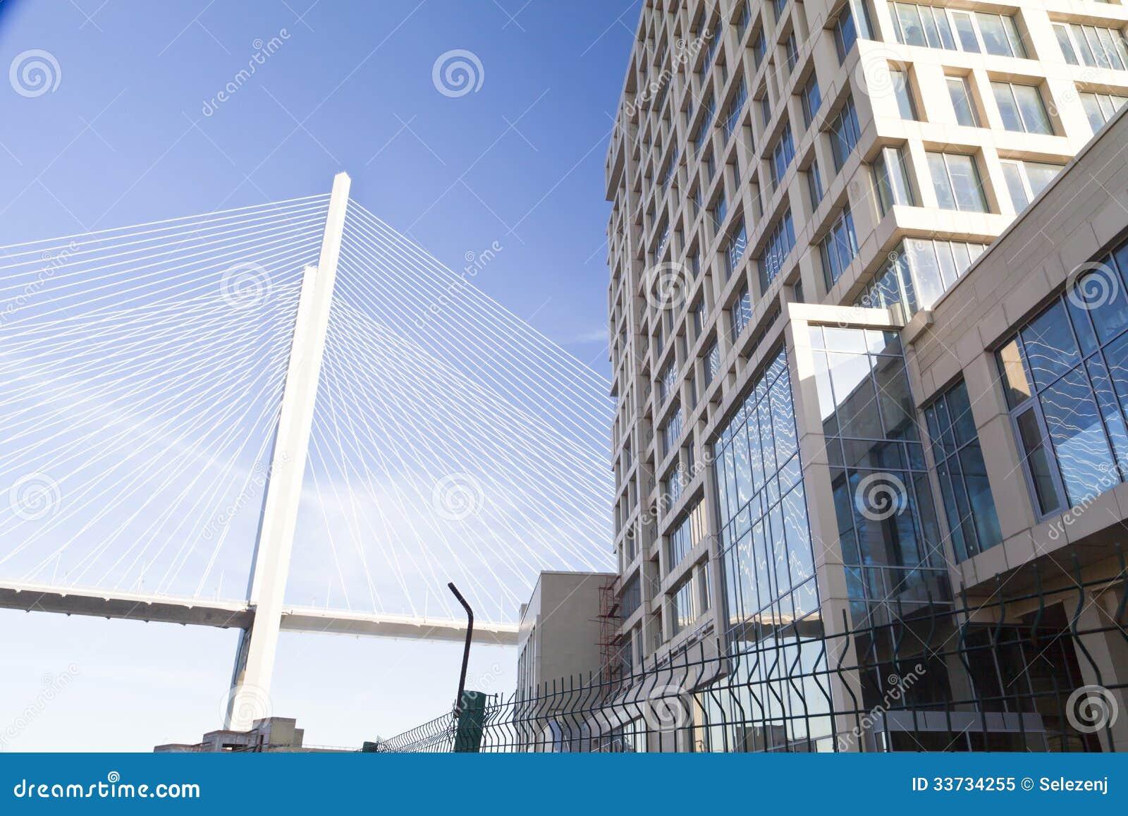 Большой висячий мост