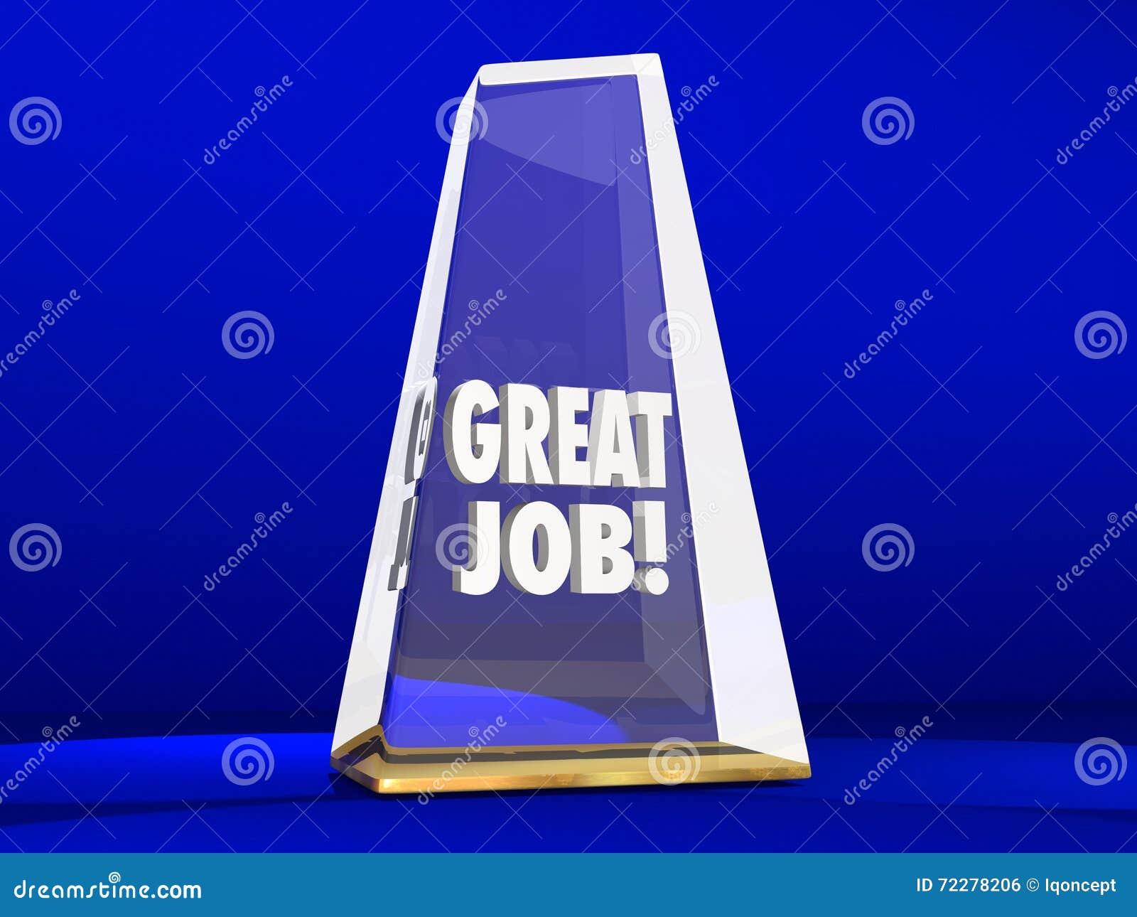 Download Большой работник награды хорошей работы работы Иллюстрация штока - иллюстрации насчитывающей одобрено, исход: 72278206