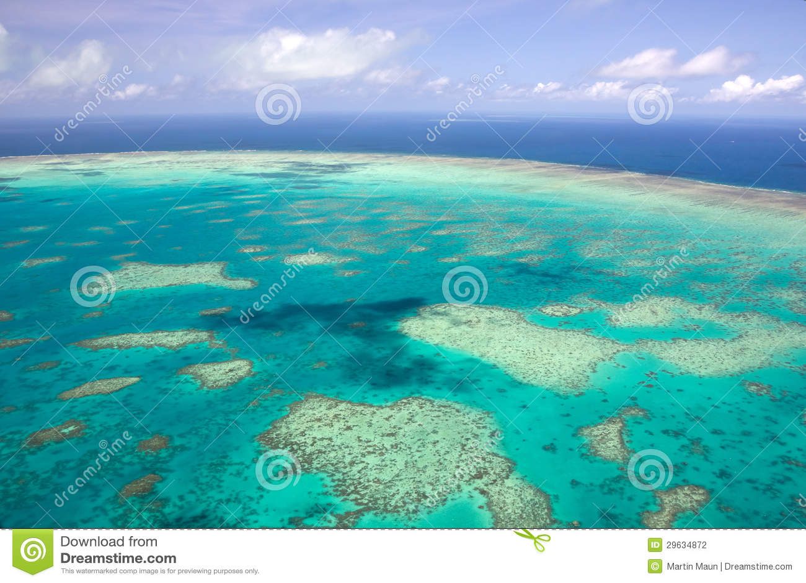 Большой риф барьера