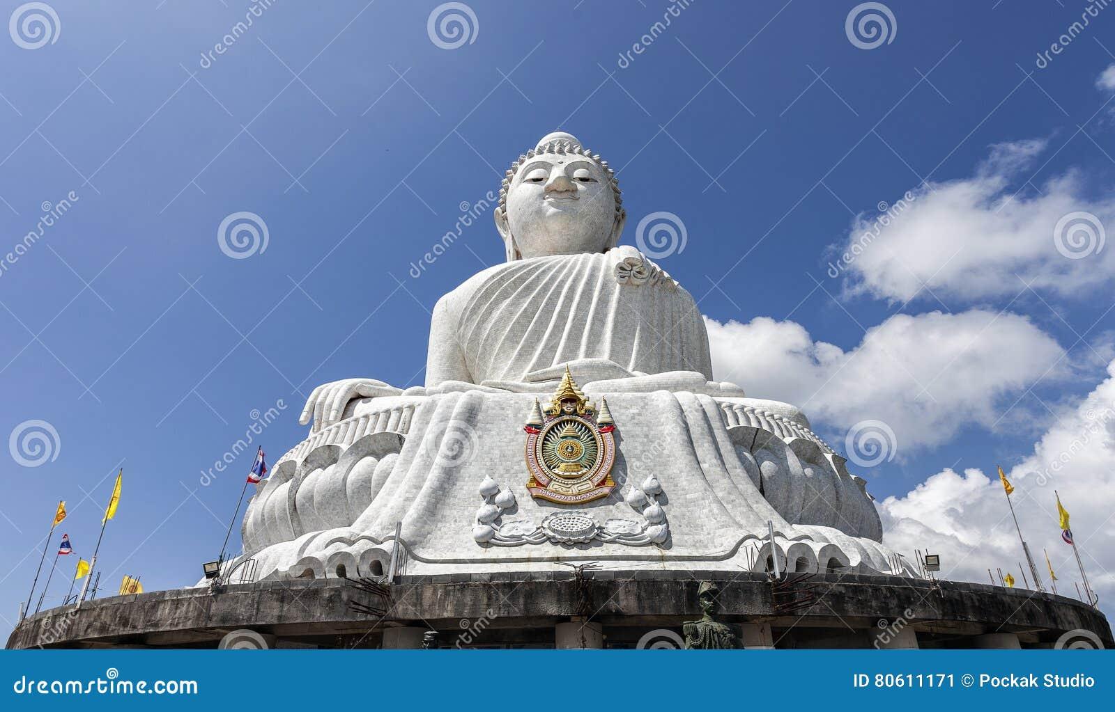 Большой холм Будды в Пхукете, Таиланде