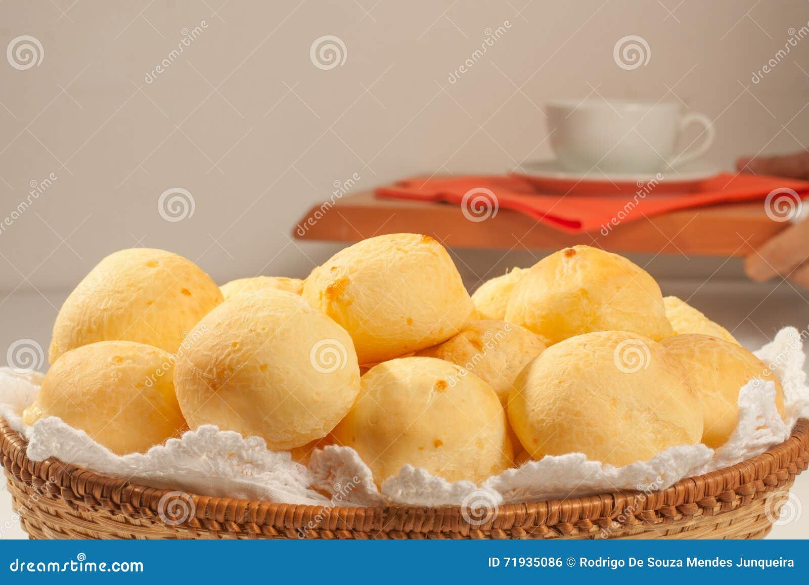 Бразильский хлеб здравицы
