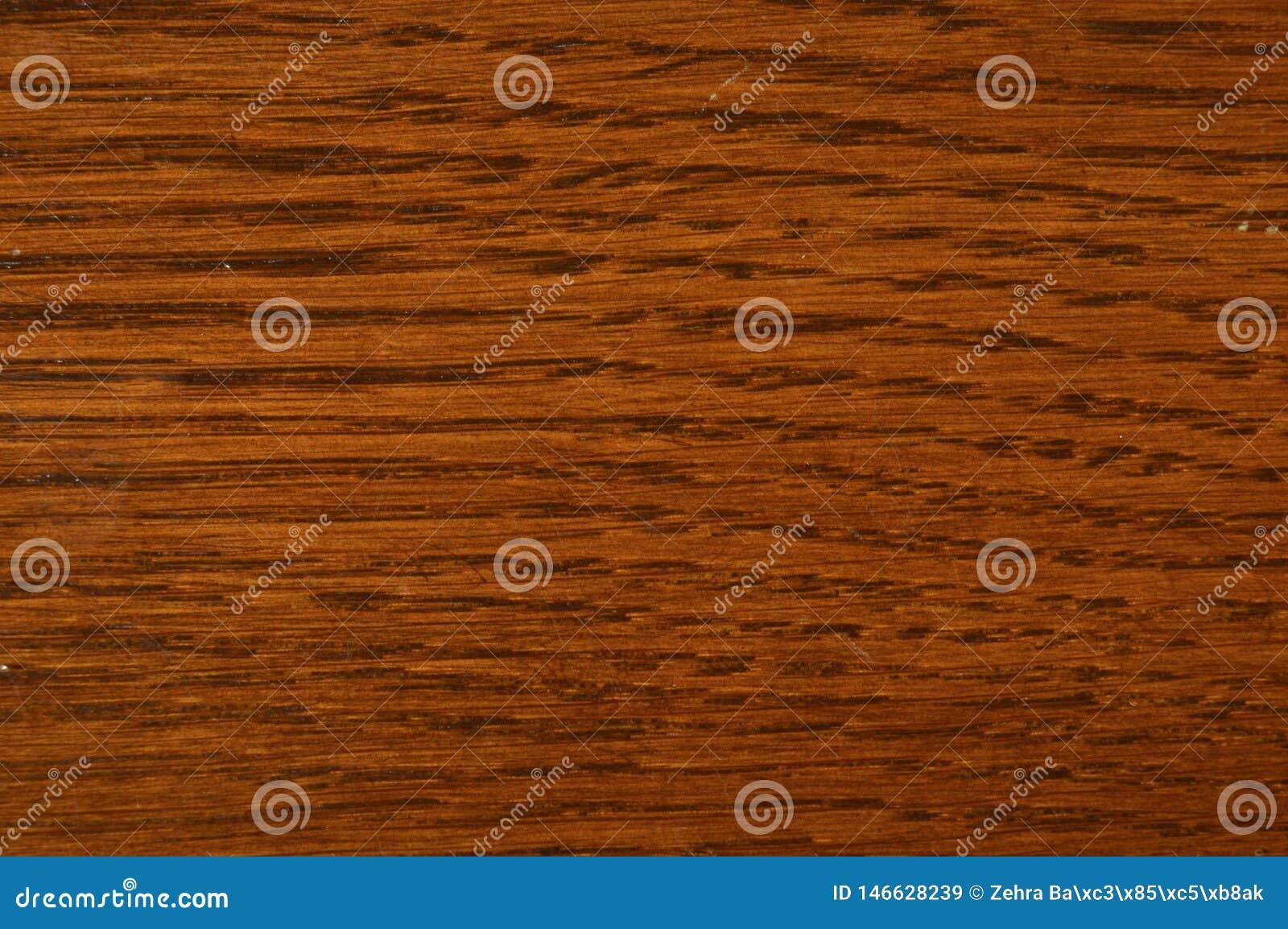 Браун и бежевая поверхность текстуры древесины дуба Конструкция, зерно