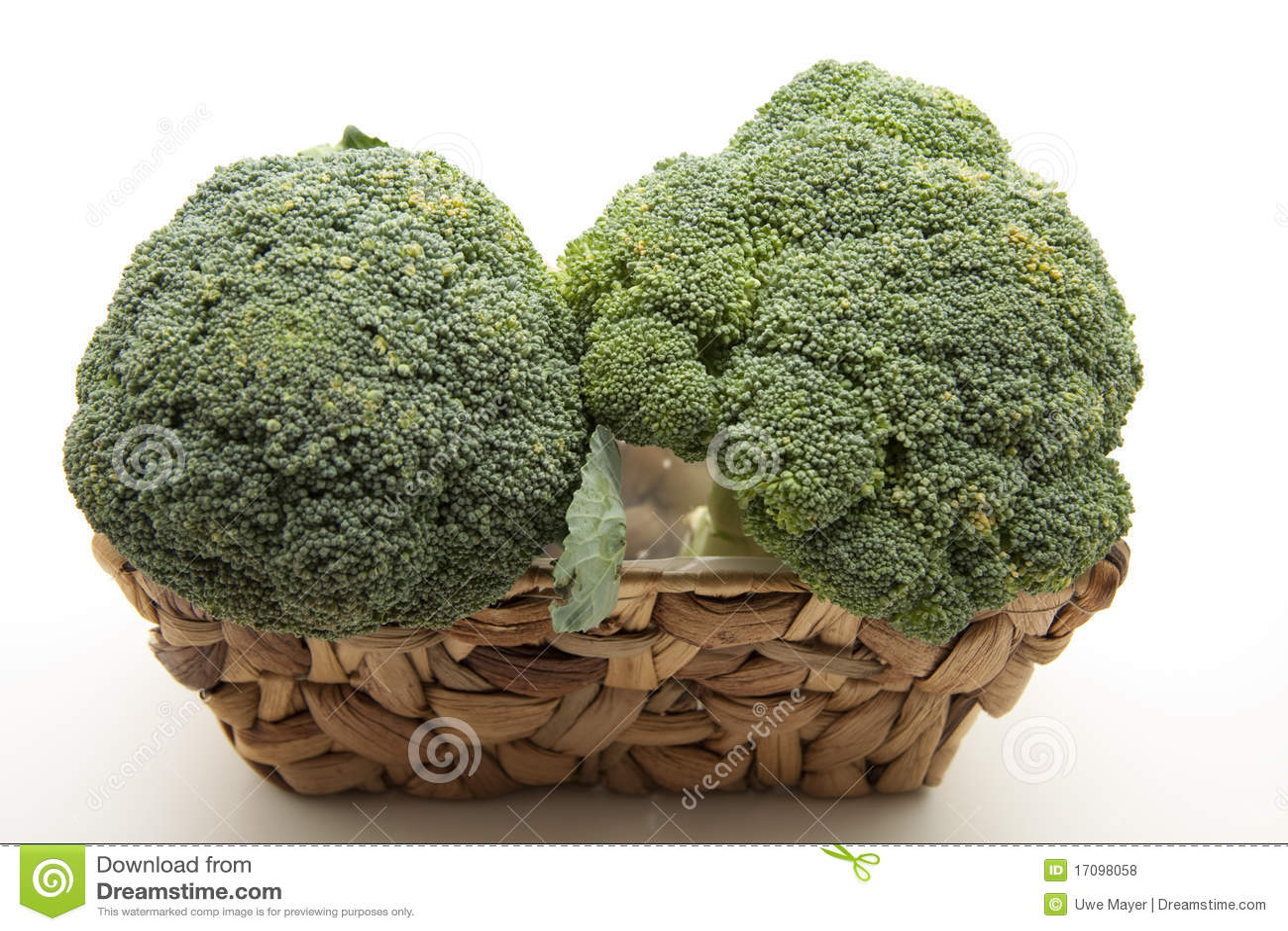 брокколи корзины