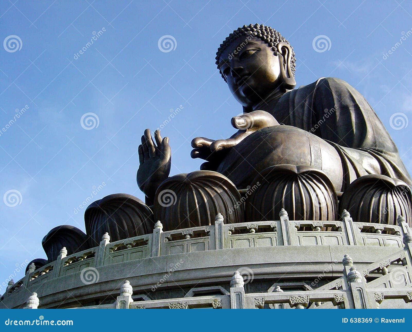 Download Будда стоковое изображение. изображение насчитывающей китайско - 638369