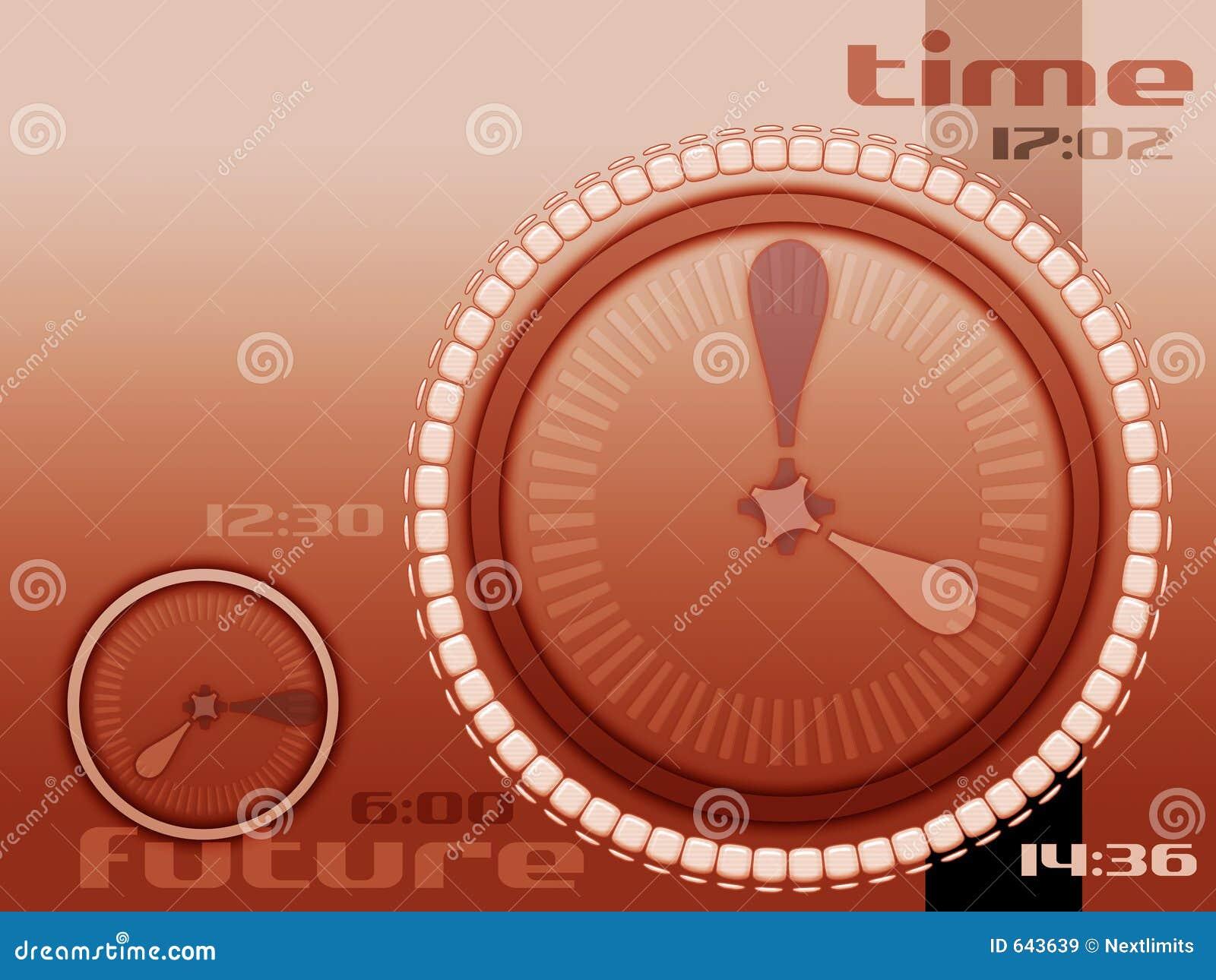 Download будущее время иллюстрация штока. иллюстрации насчитывающей период - 643639