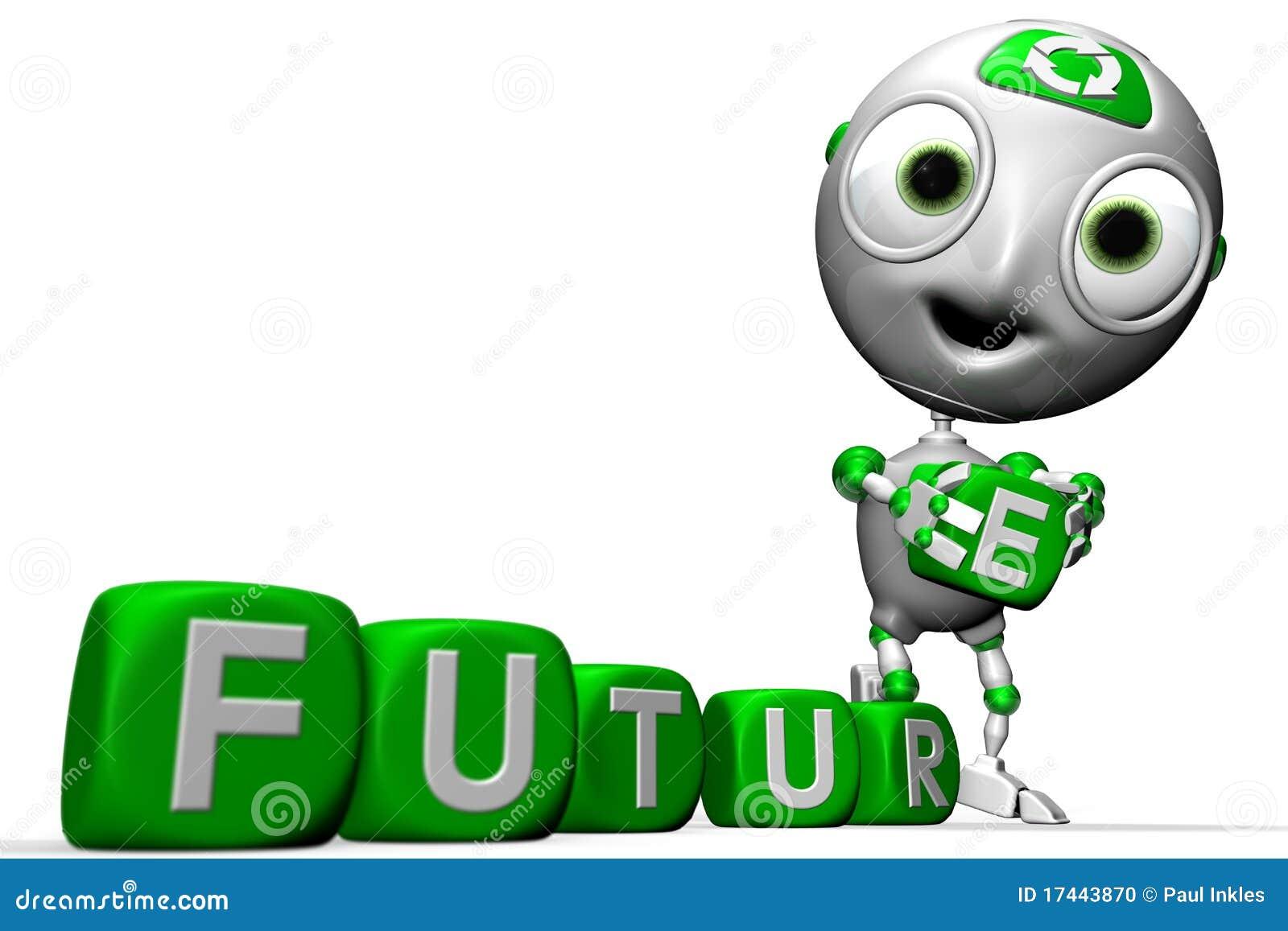 будущее envirobot более зеленое