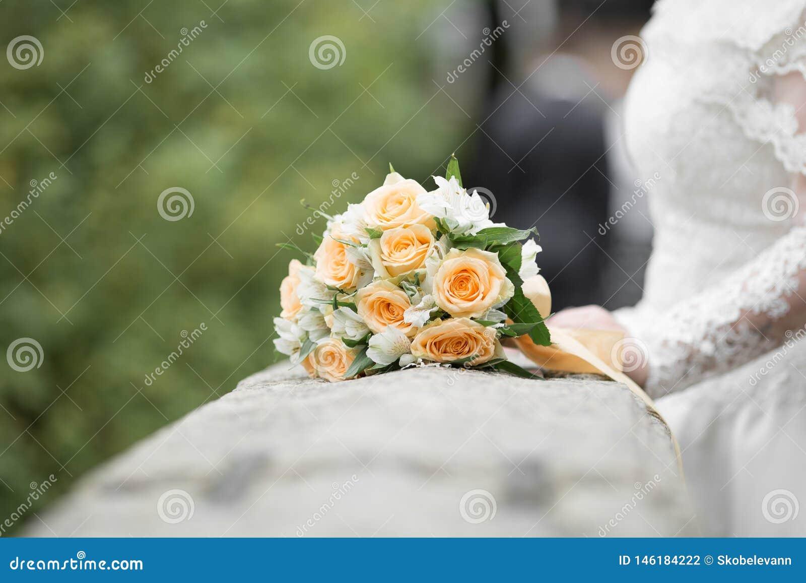 Букет свадьбы bridal Красивые цветки