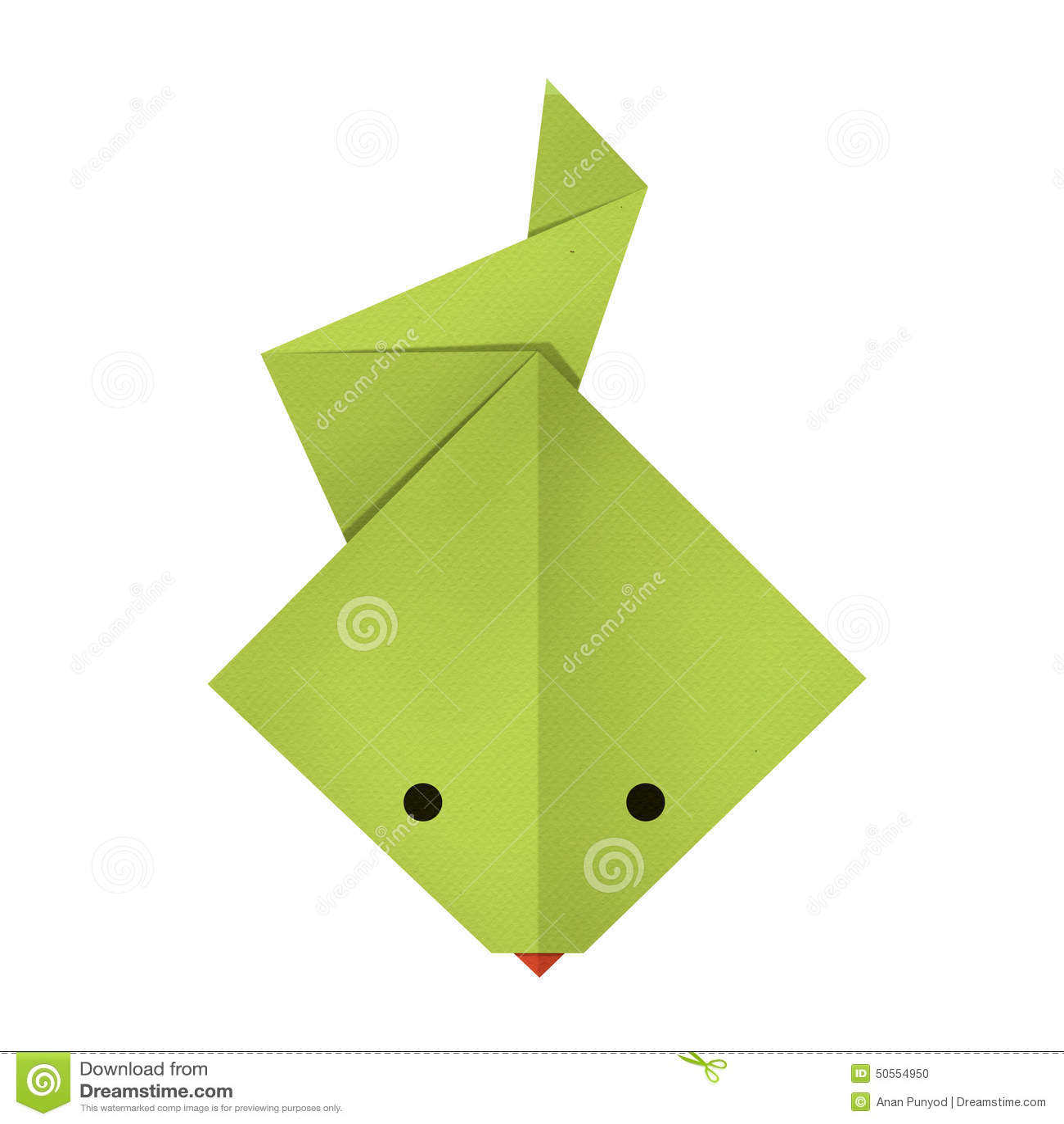 Бумага Origami змейка