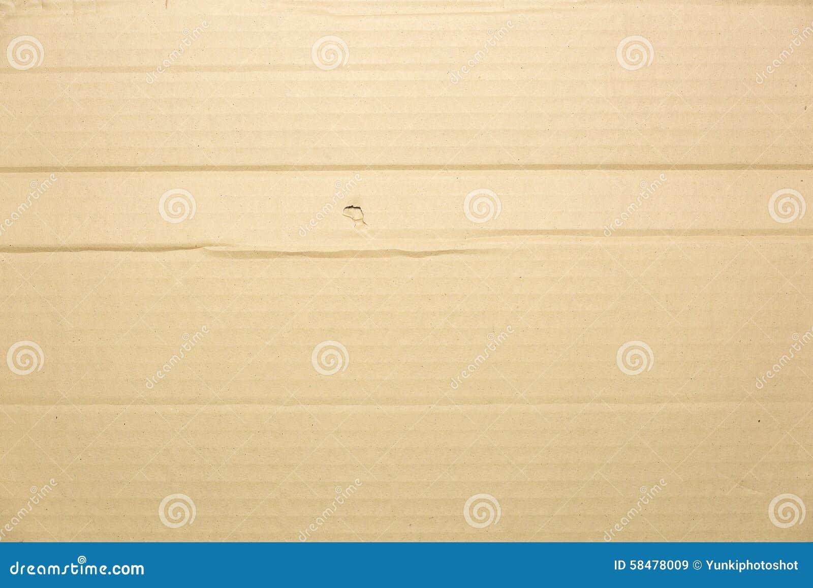 Бумажная текстура - Crease предпосылка текстуры коробки бумажная для desi сети