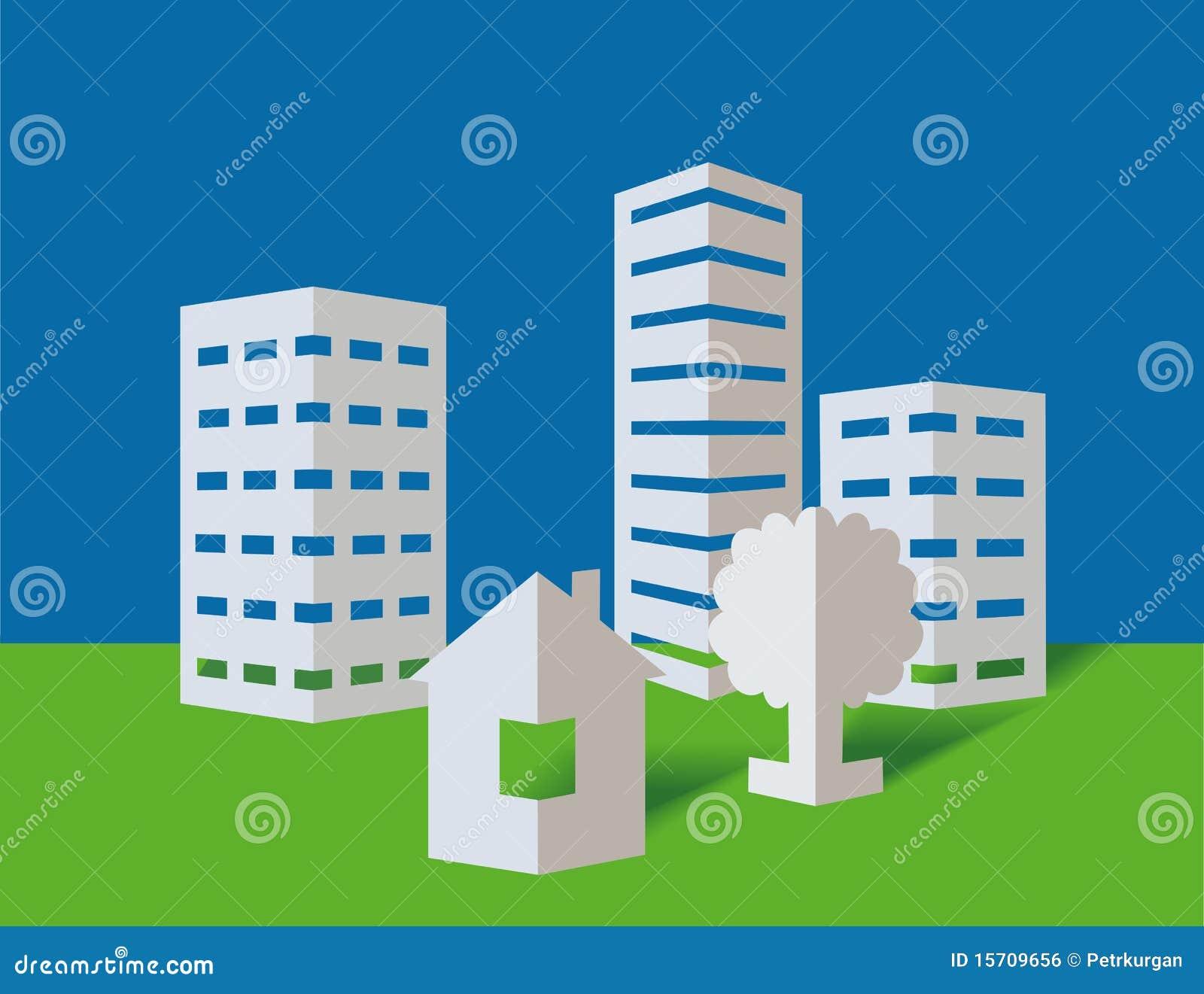 бумажные небоскребы