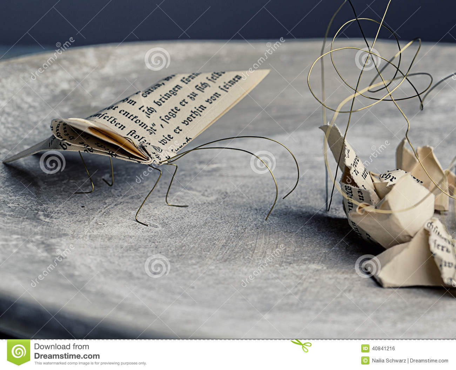 Бумажные сумеречницы
