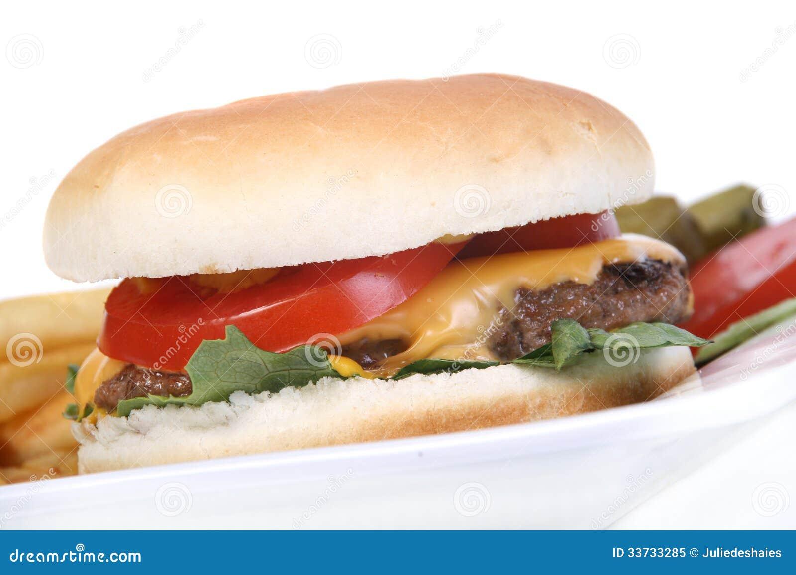 Бургер сыра