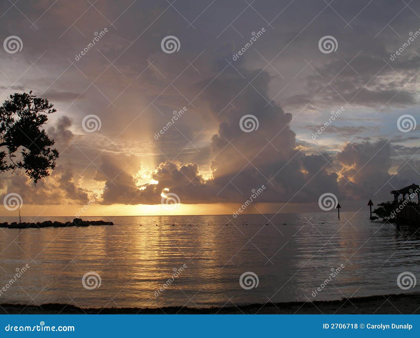 бурный восход солнца 2