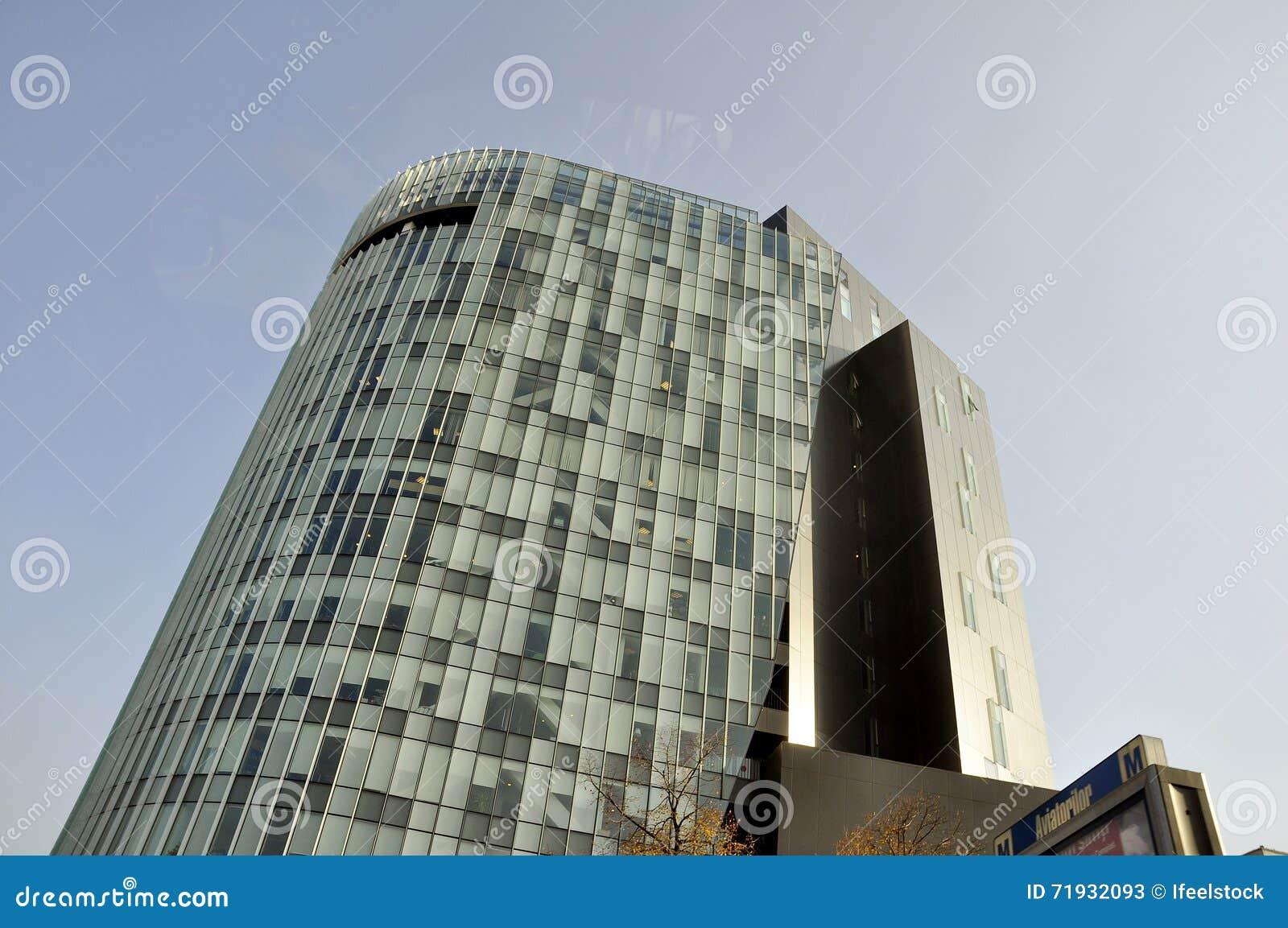 Бухарест одно skyscrapper в слышать Бухареста,