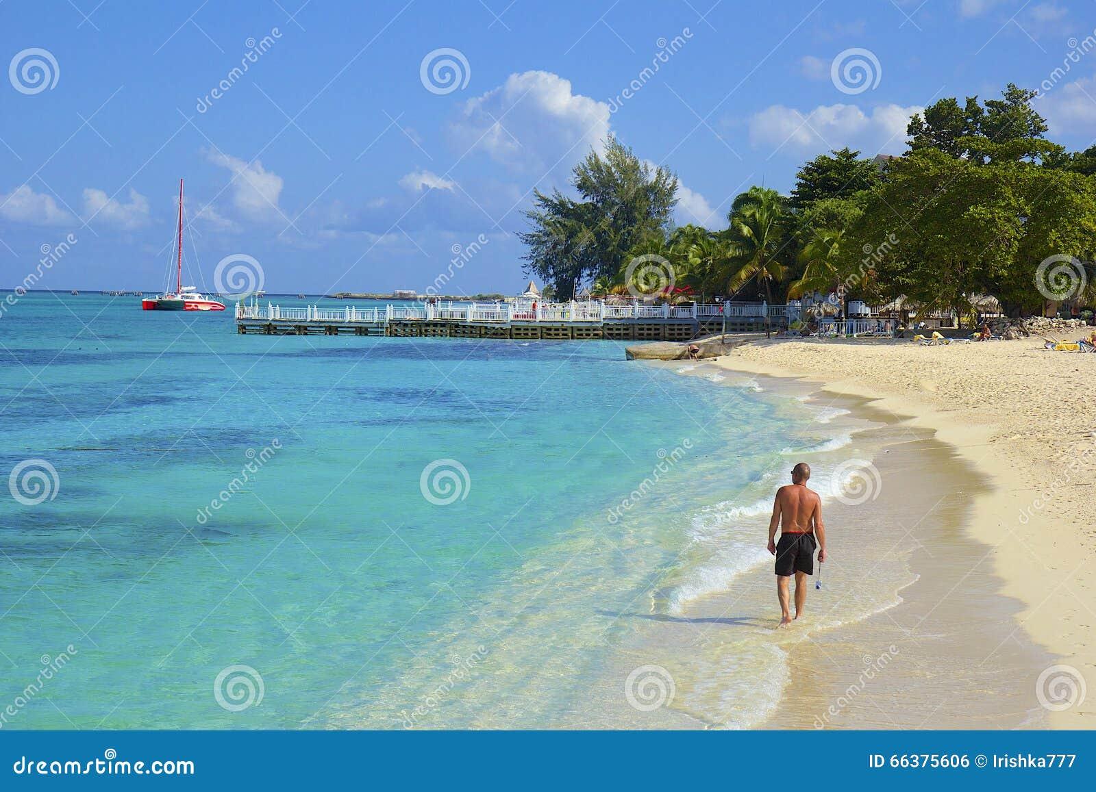 Бухты Залива доктора, Montego Bay, ямайки