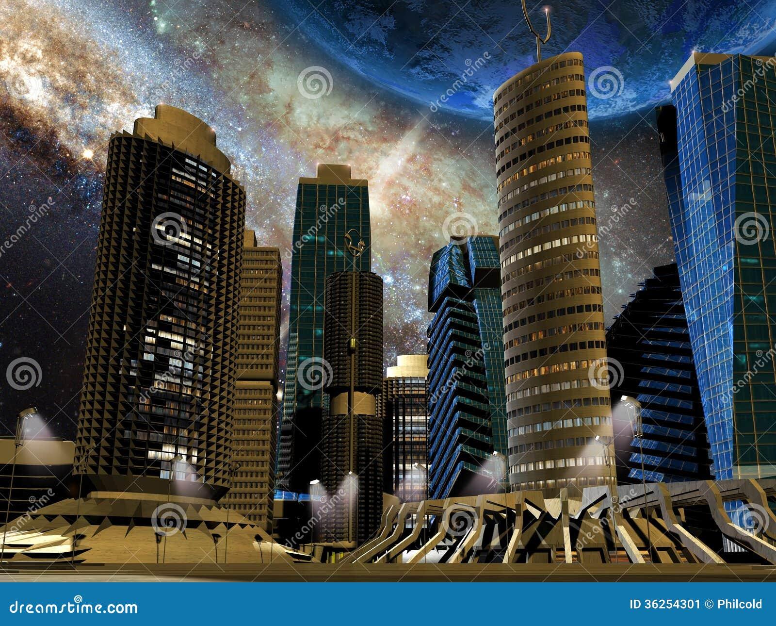 Будущий город