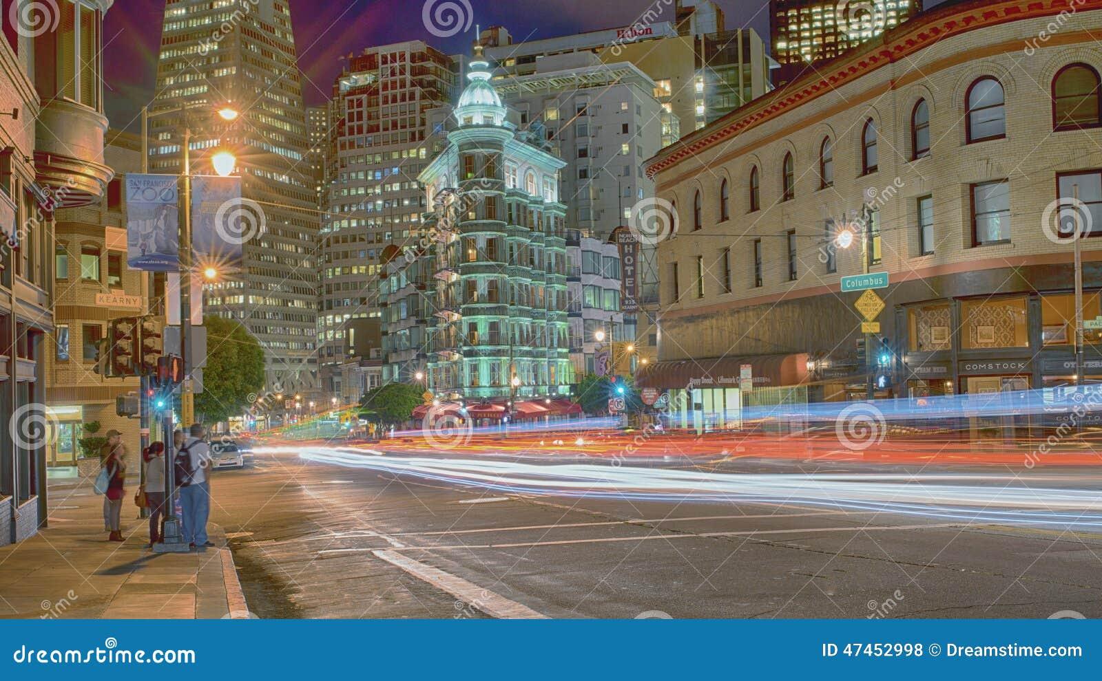 Бульвар Сан-Франциско Колумбуса