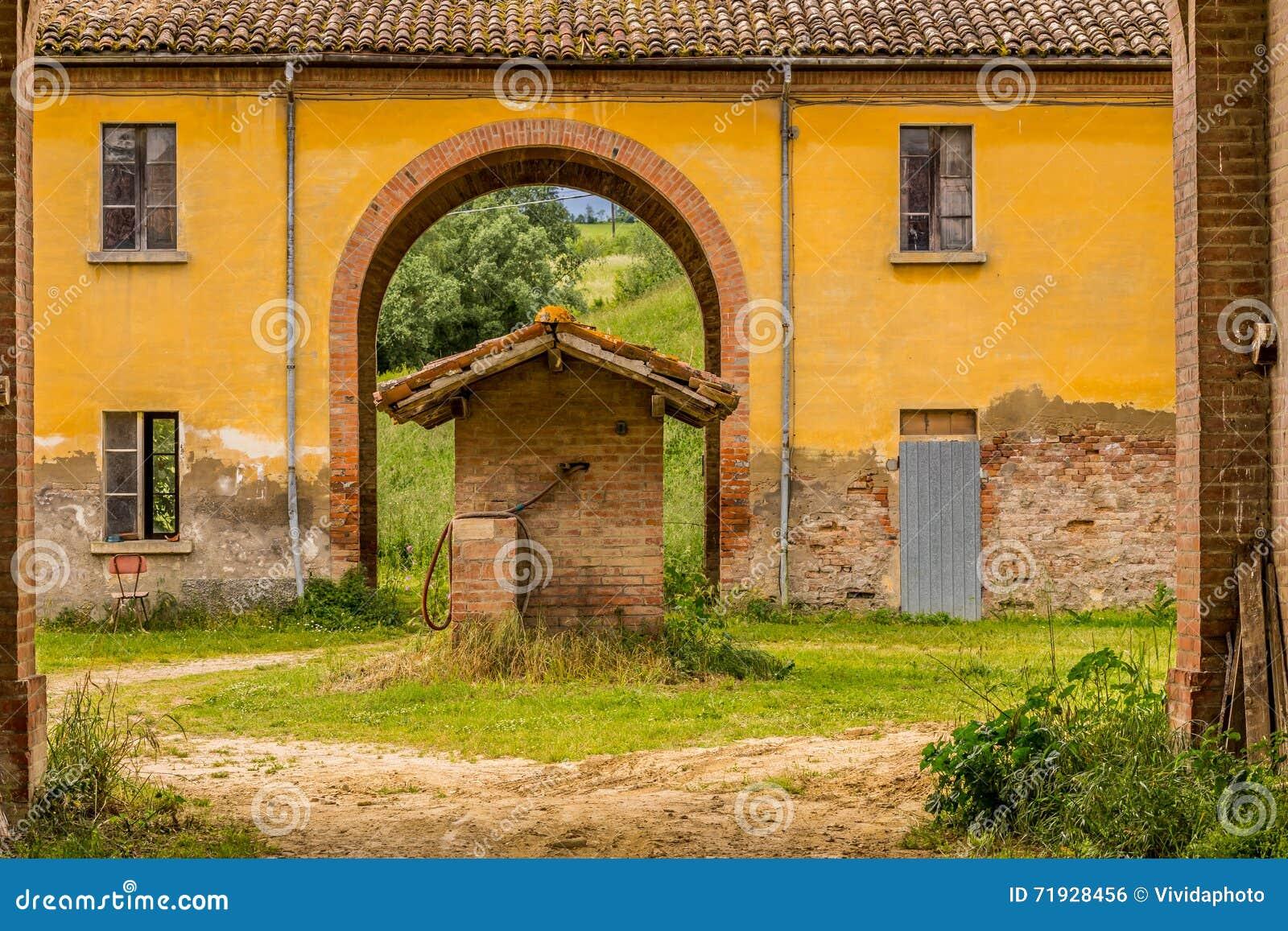 будьте фермером дом старая