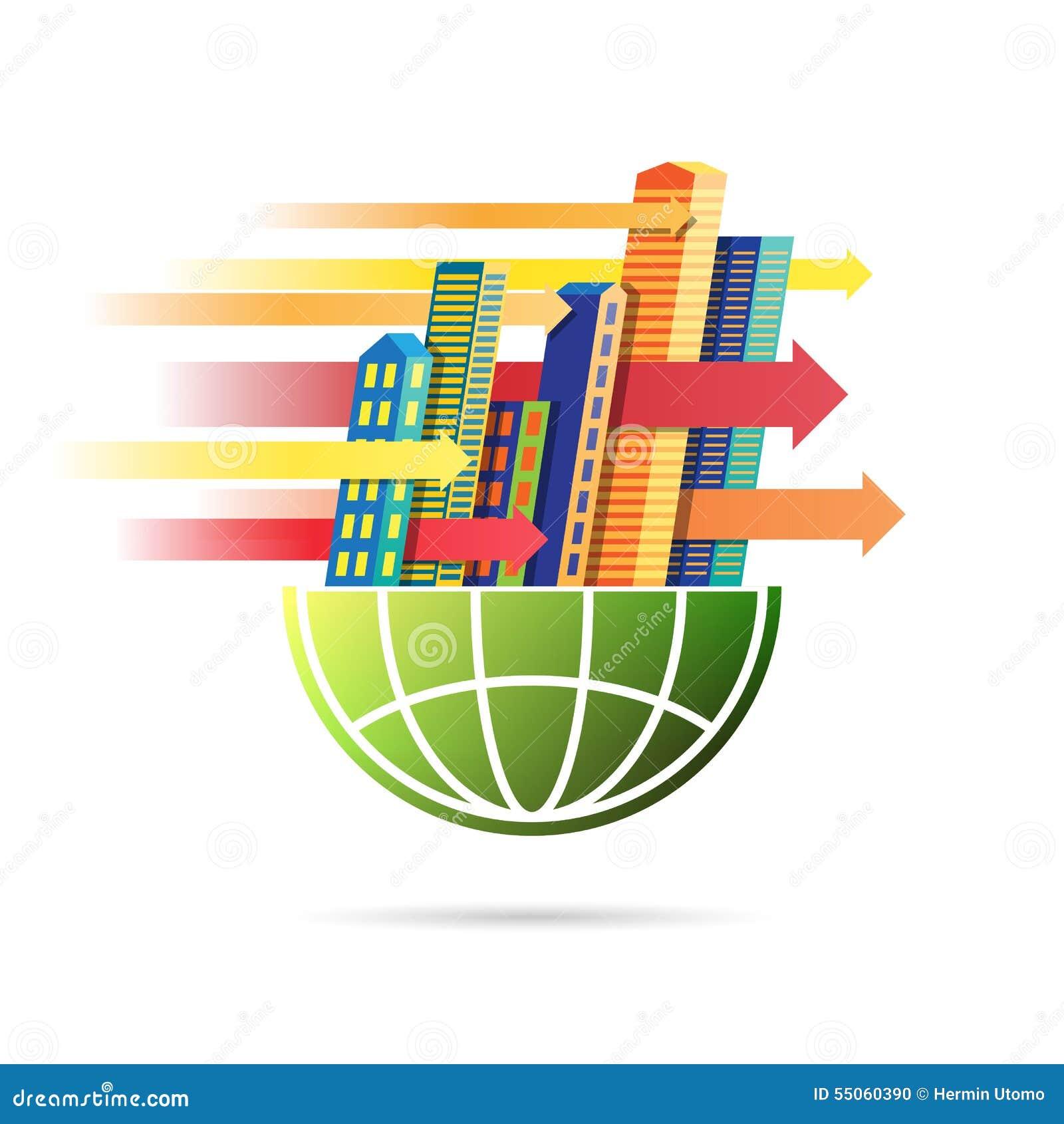 Быстрая побежка мирового бизнеса