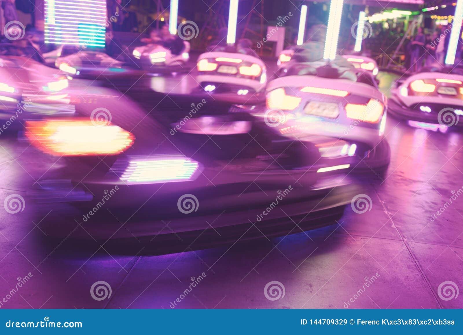 Быстрые автомобили бампера