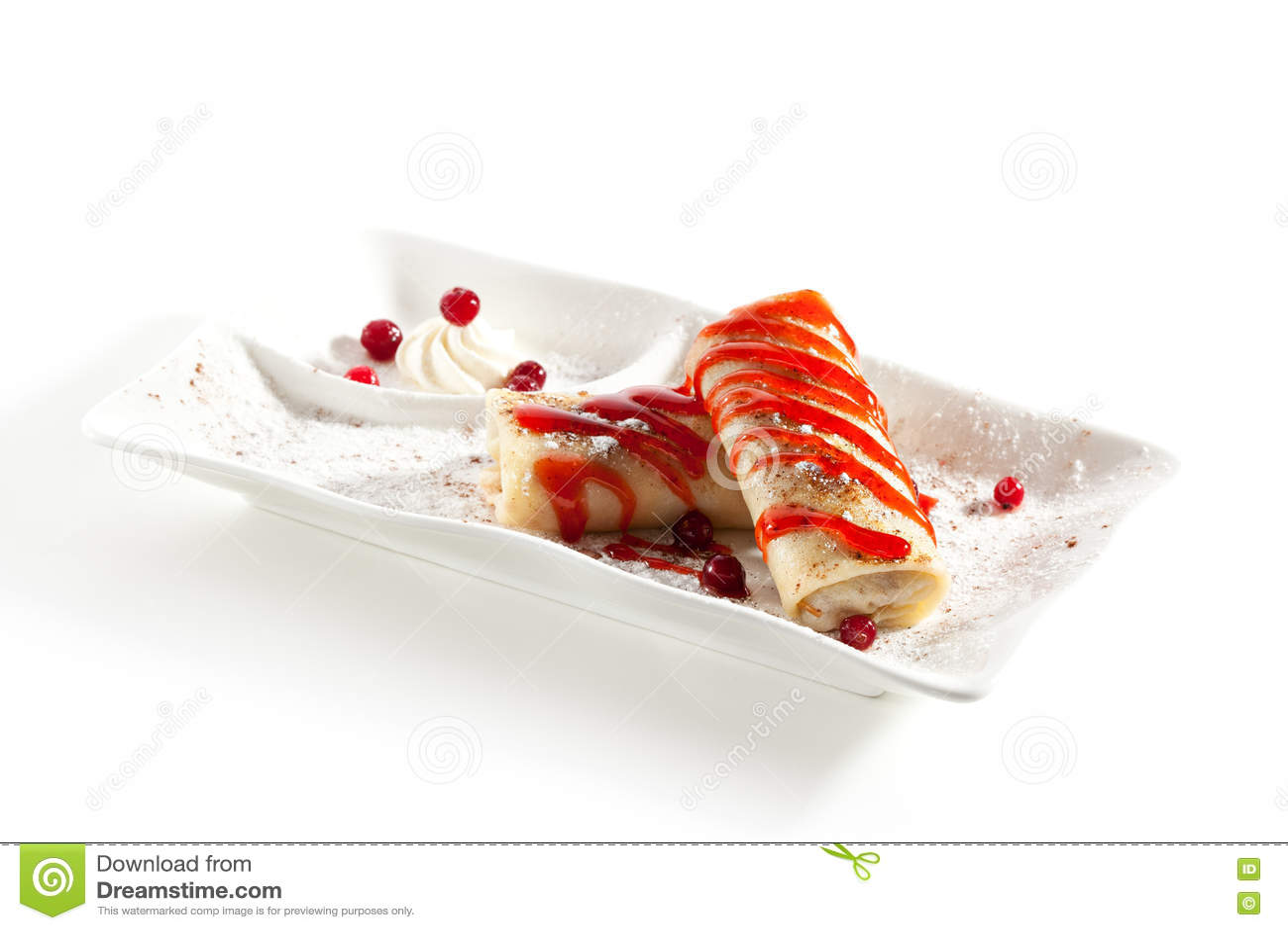 Download Блинчики с ягодами стоковое фото. изображение насчитывающей вкусно - 72279362