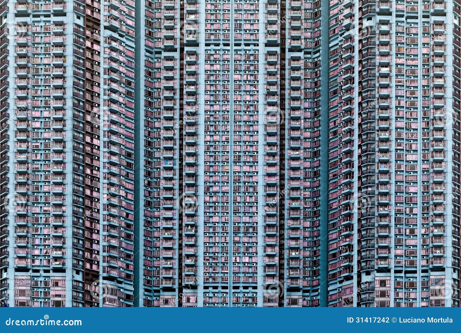 Блок Гонконга.