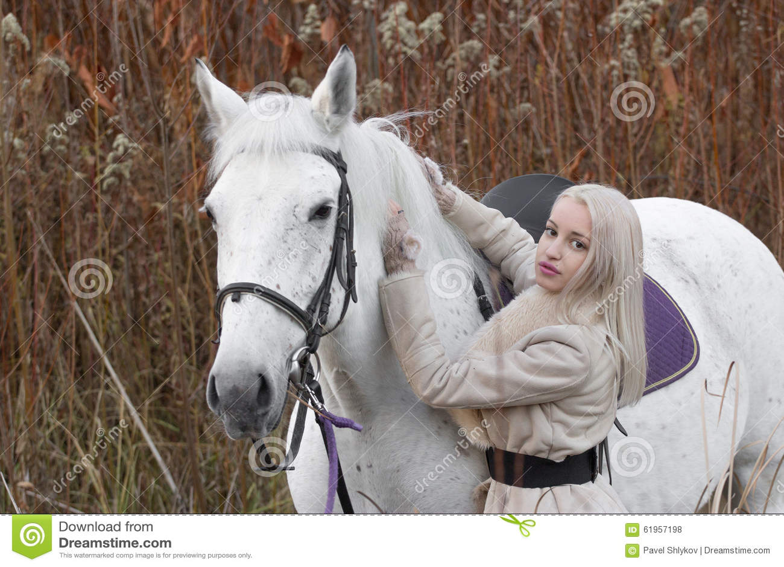 Тра с блондинкой 9 фотография