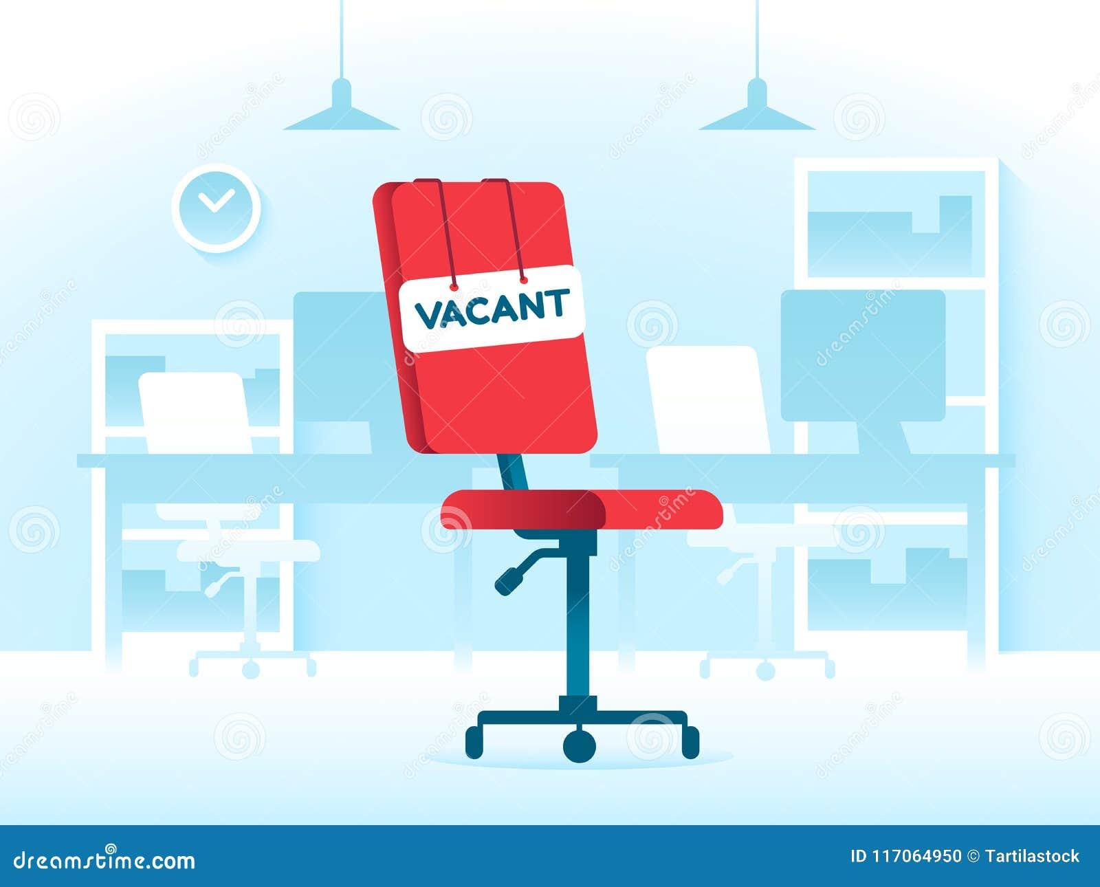 Вакантная работа положения в творческом офисе Рабочее место вакансии дела и  располагать работы Концепция вектора вакансий 6edc4cefd28