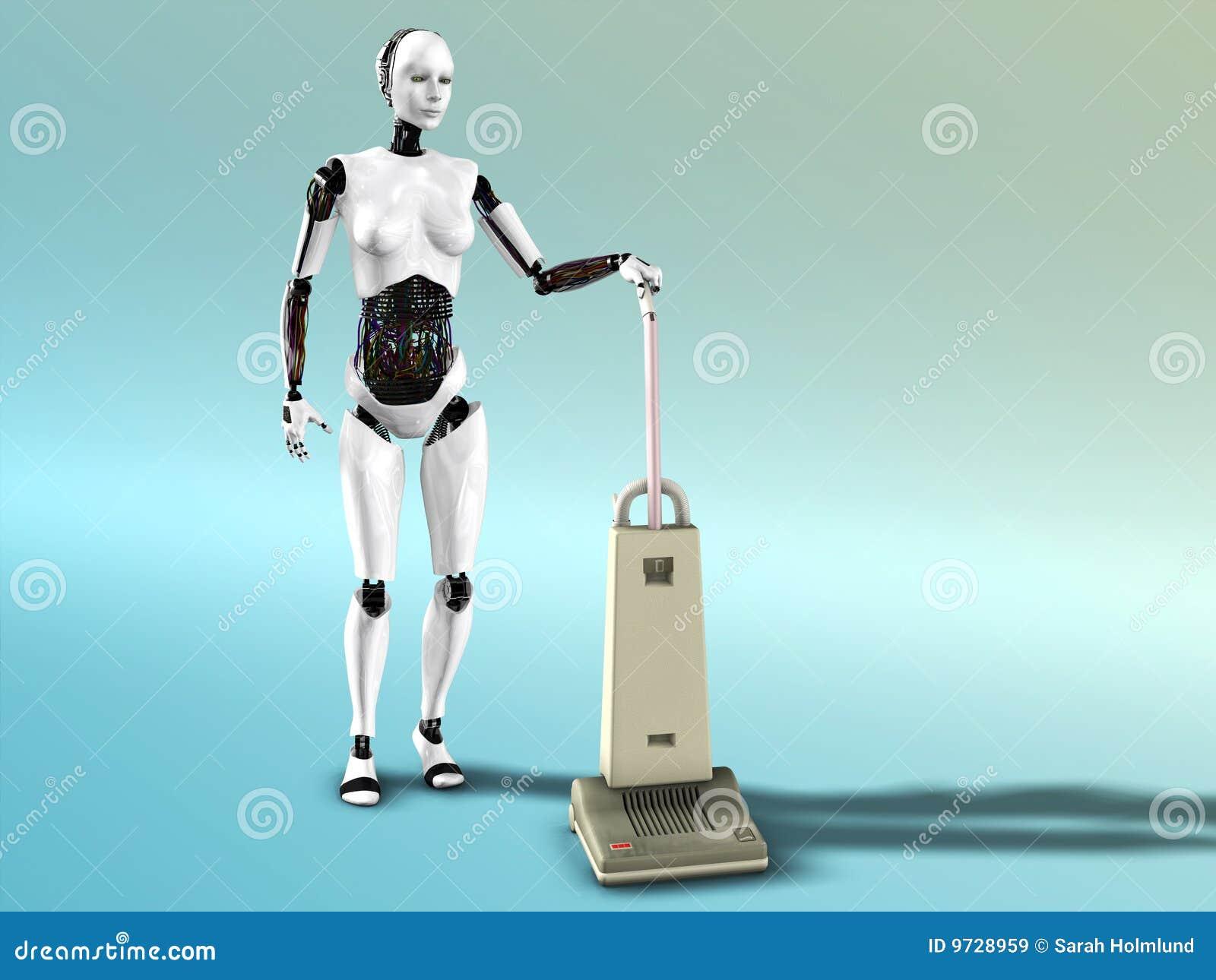 вакуум робота чистки женский